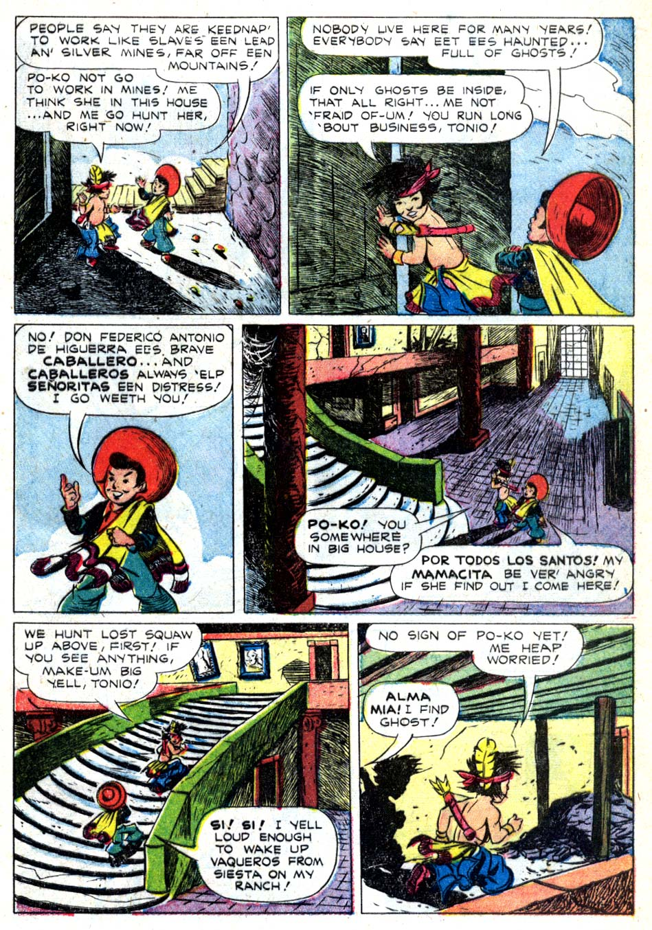 Four Color Comics issue 332 - Page 5