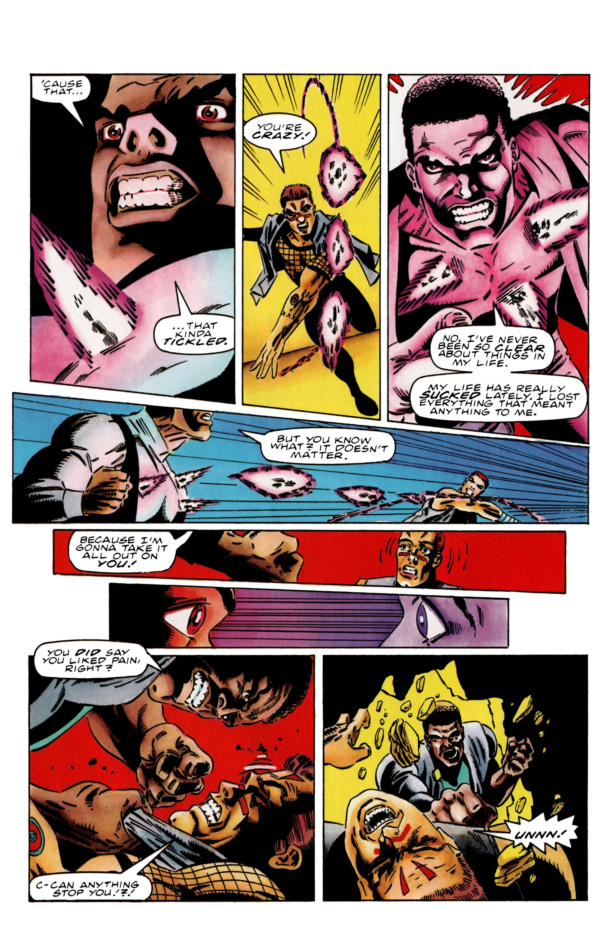 Read online Harbinger (1992) comic -  Issue #38 - 20