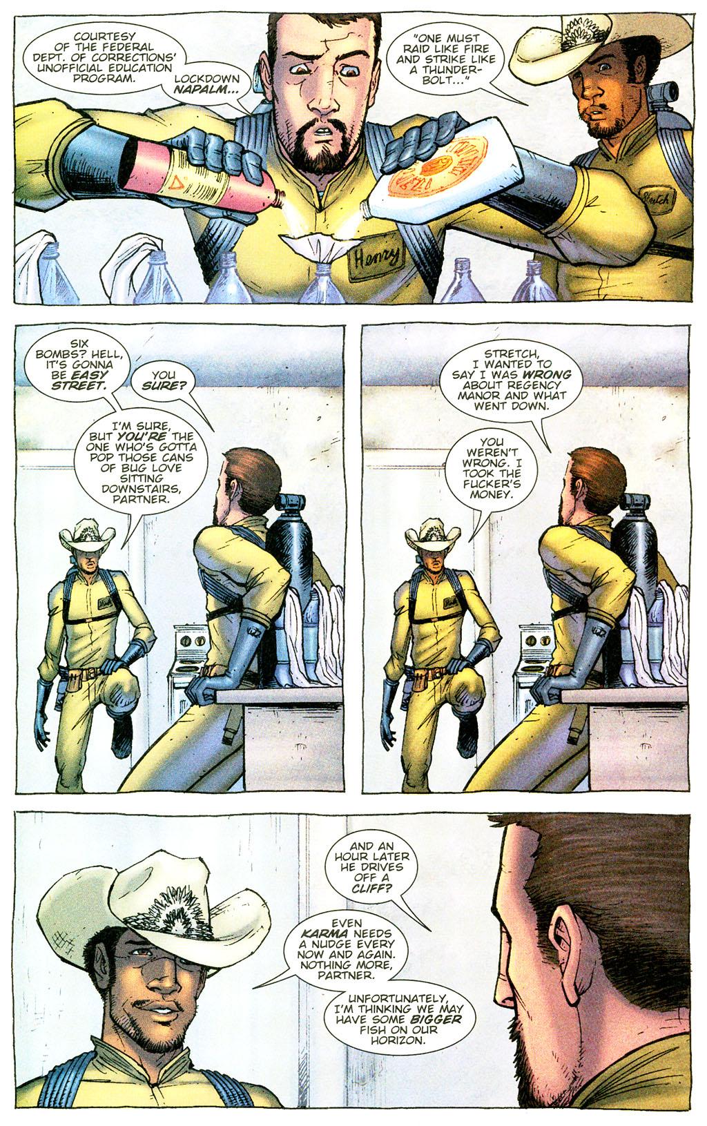 Read online The Exterminators comic -  Issue #5 - 16