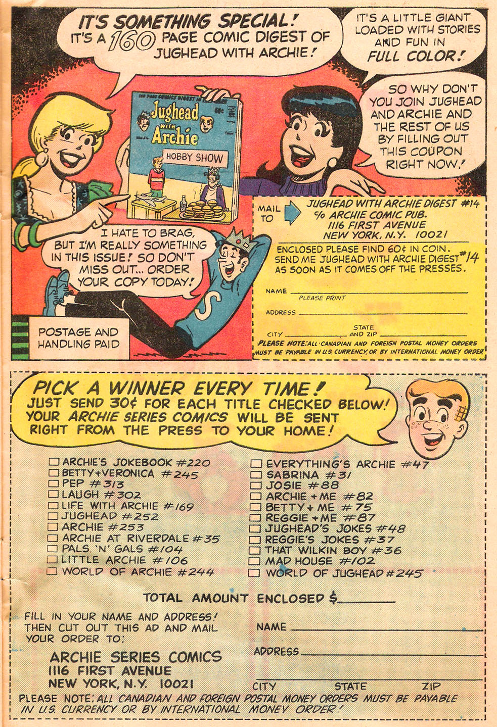Read online Archie's Girls Betty and Veronica comic -  Issue #244 - 27