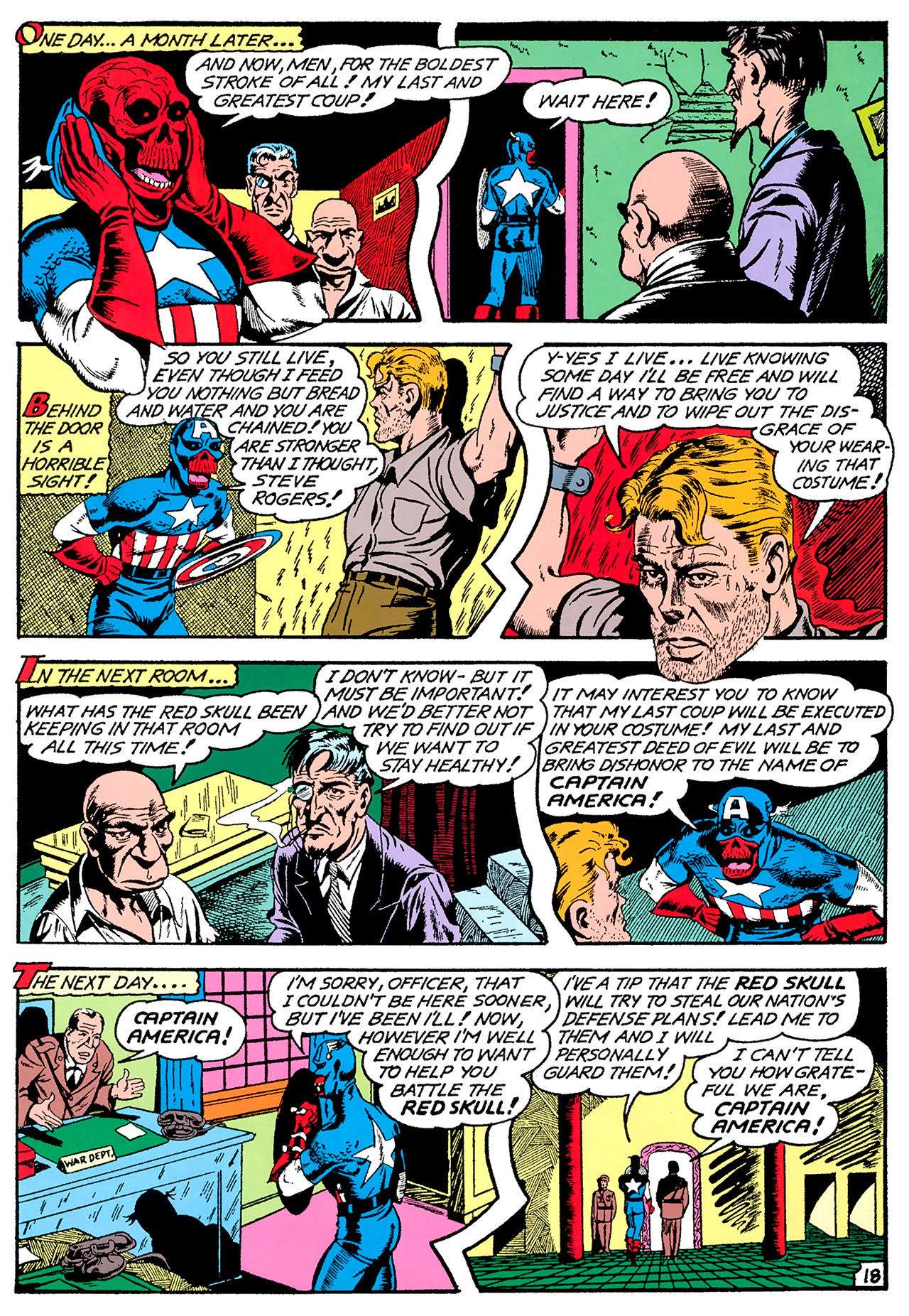 Captain America (1968) 600 Page 84