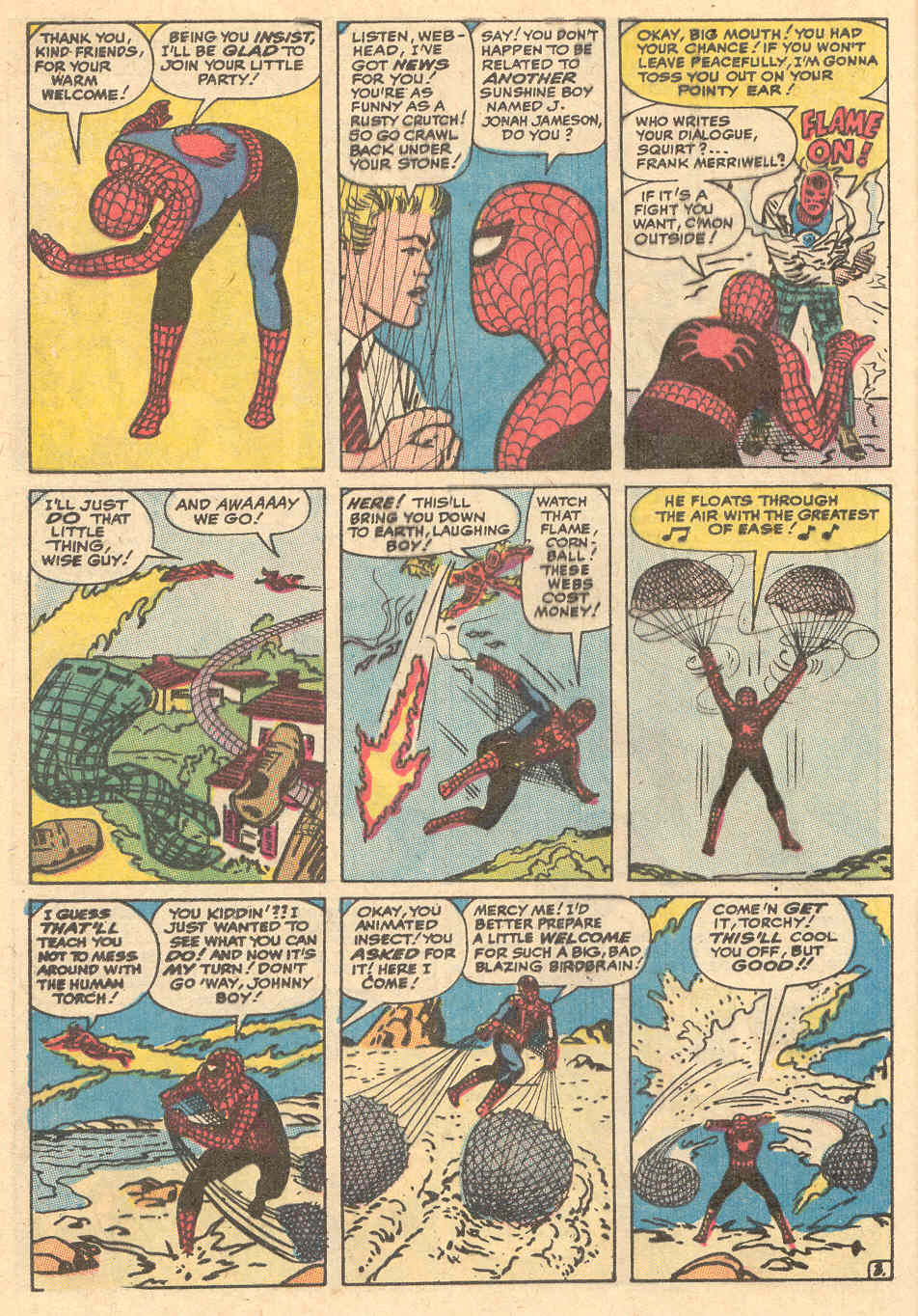 The Amazing Spider-Man (1963) _Annual_6 Page 50