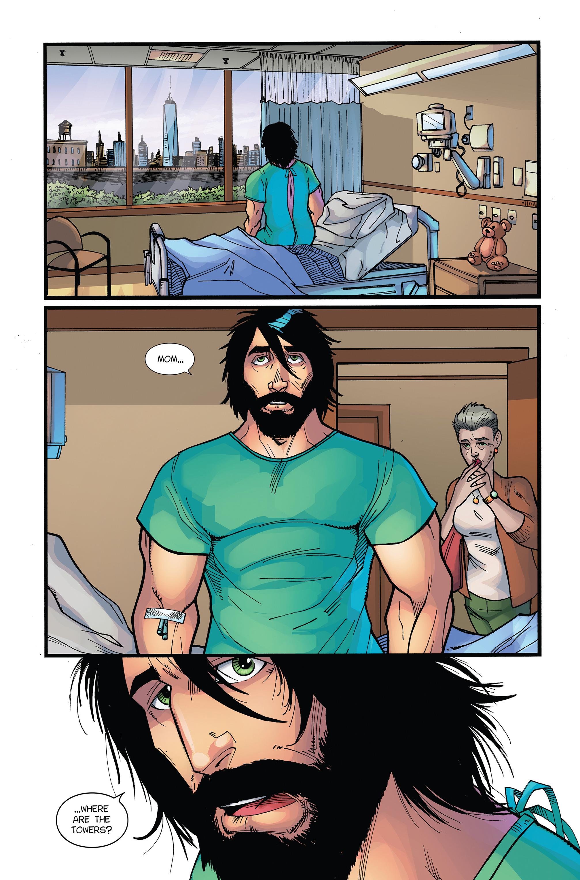 Read online Antiis Comics Presents, Vol. 1: Midknight comic -  Issue #Antiis Comics Presents, Vol. 1: Midknight Full - 26