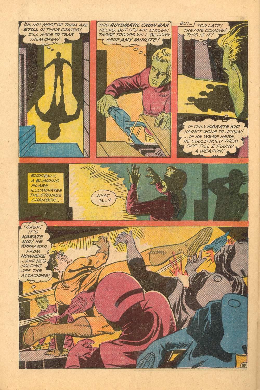 Read online Adventure Comics (1938) comic -  Issue #367 - 27