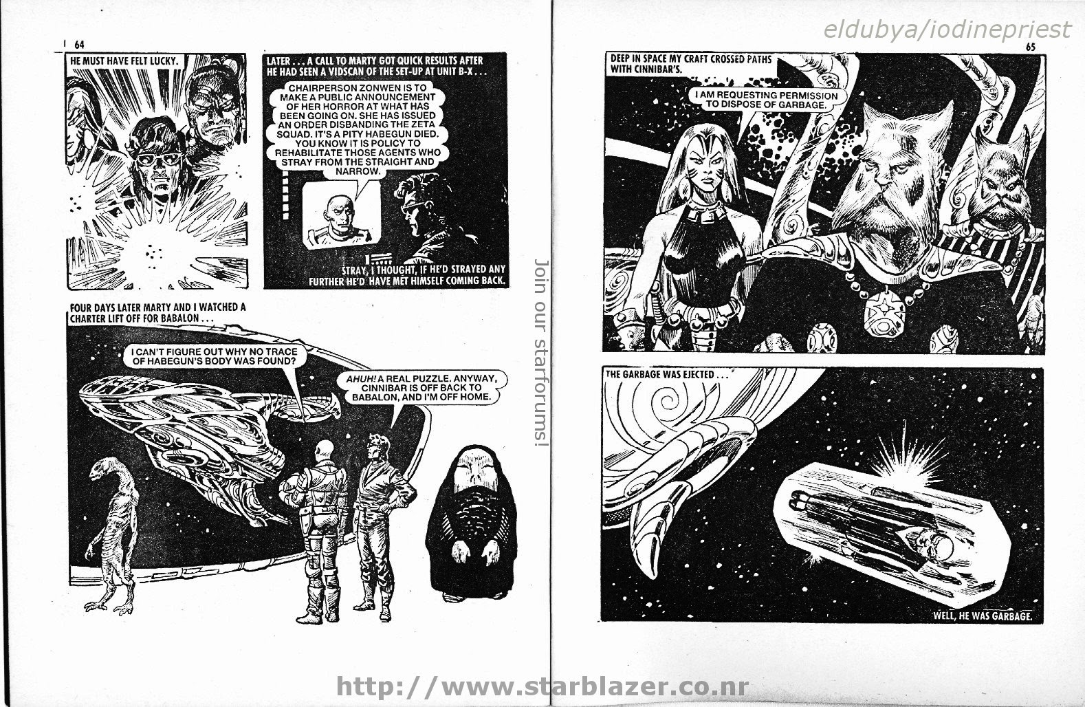 Starblazer issue 199 - Page 34
