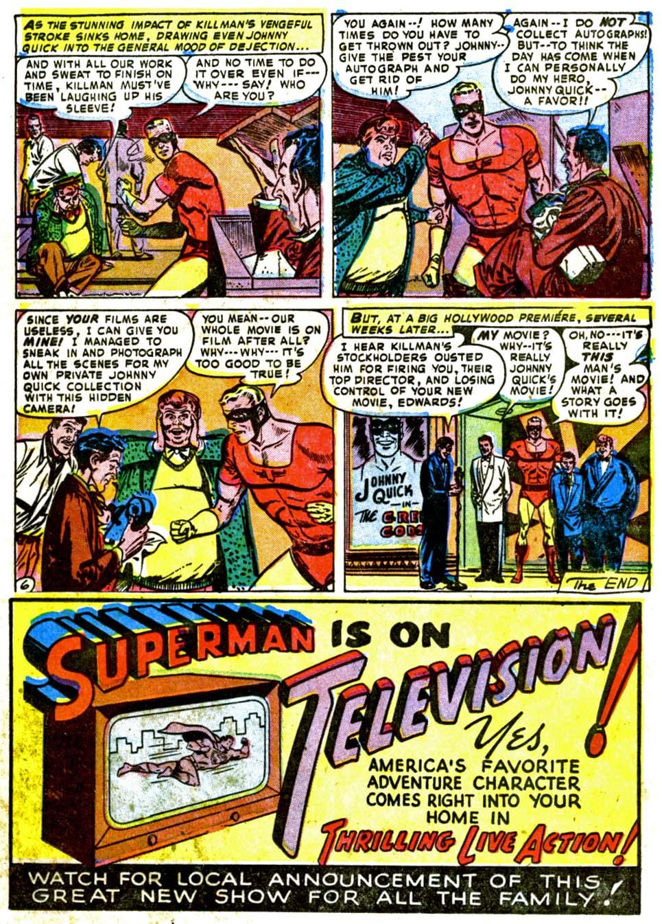 Read online Adventure Comics (1938) comic -  Issue #184 - 30