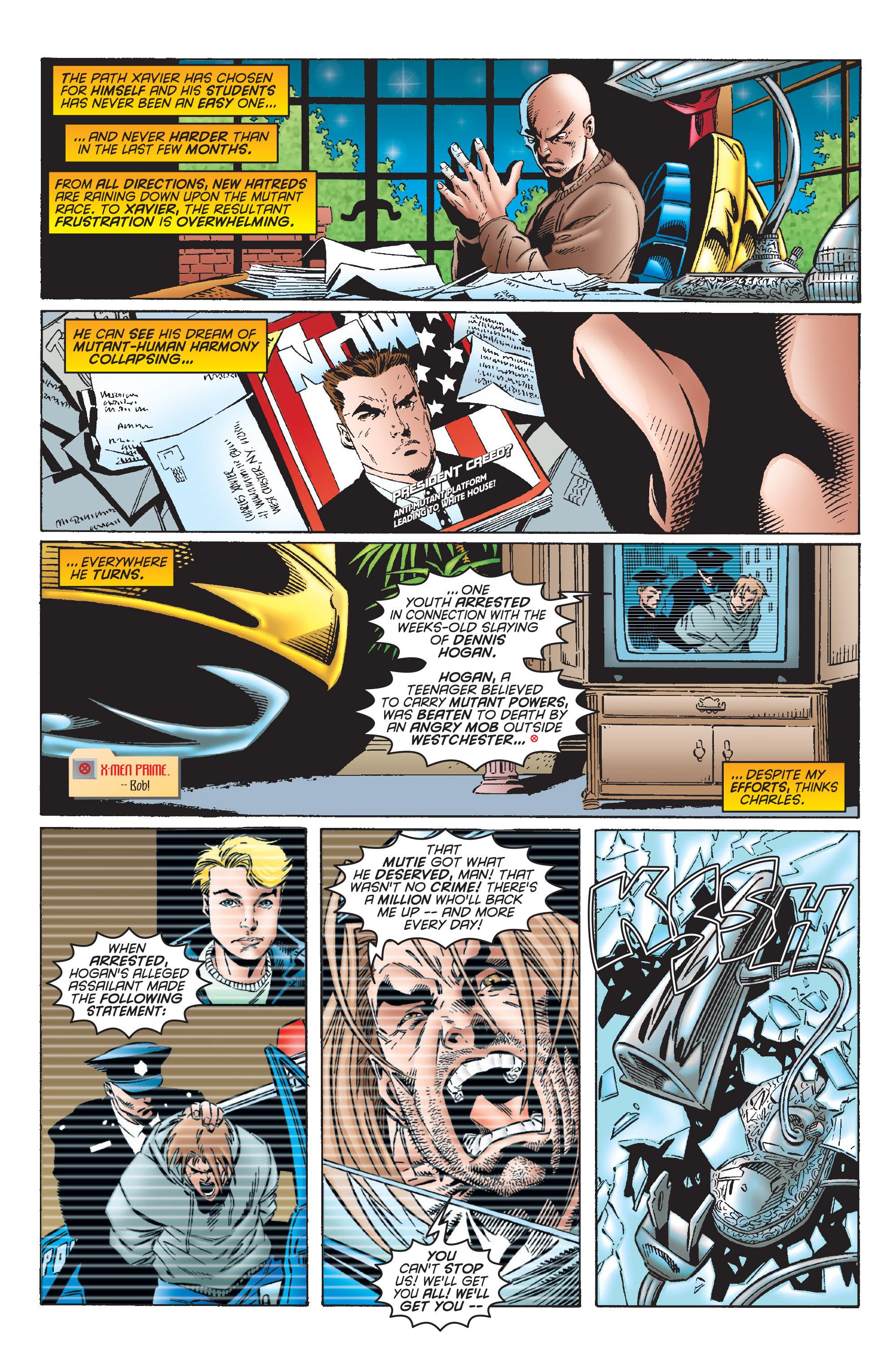 X-Men (1991) 54 Page 14