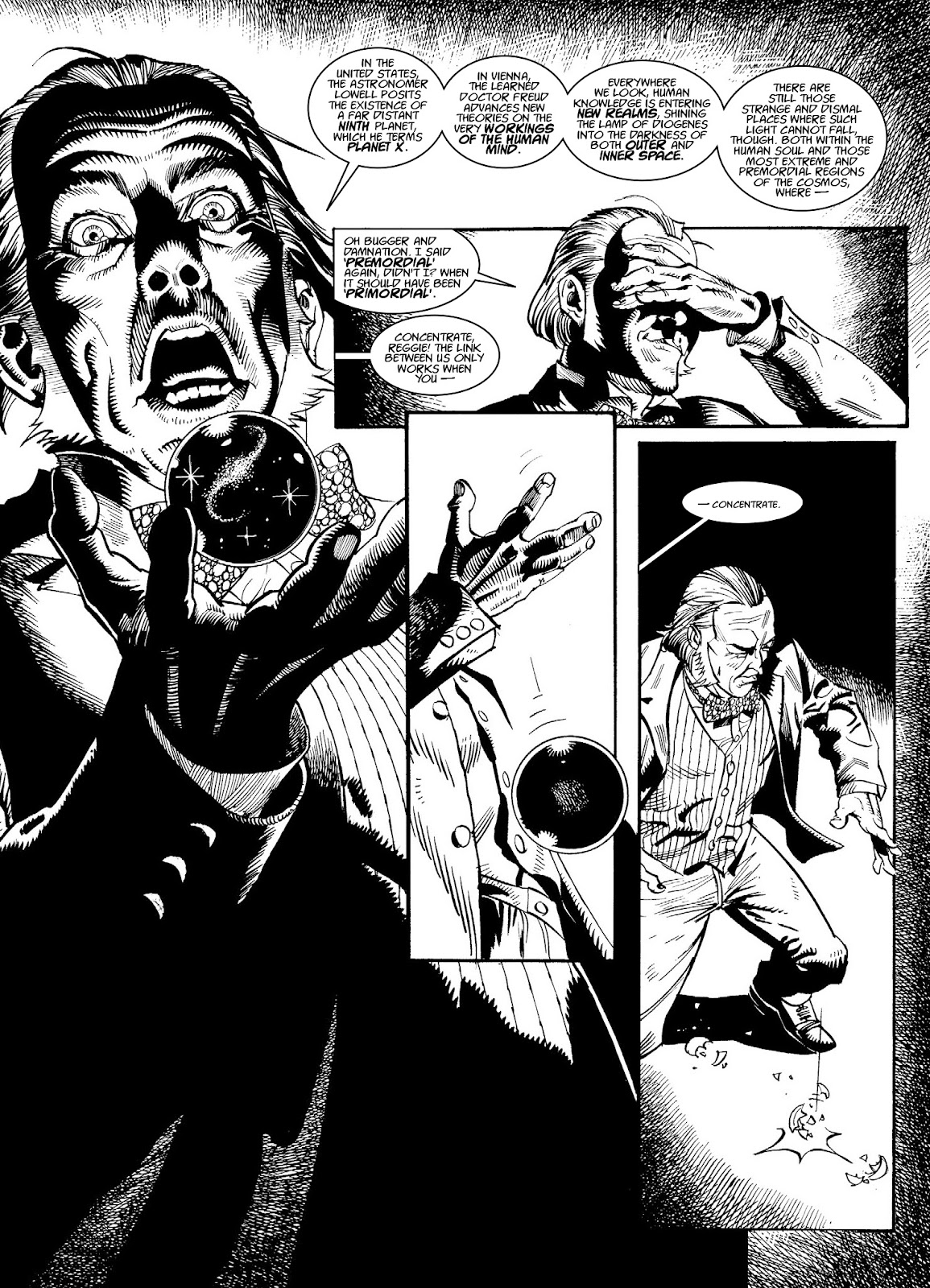 Judge Dredd Megazine (Vol. 5) issue 427 - Page 67