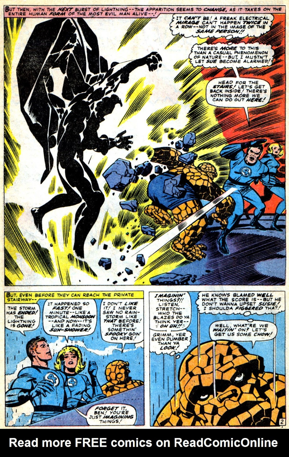 Marvel Triple Action (1972) issue 2 - Page 3