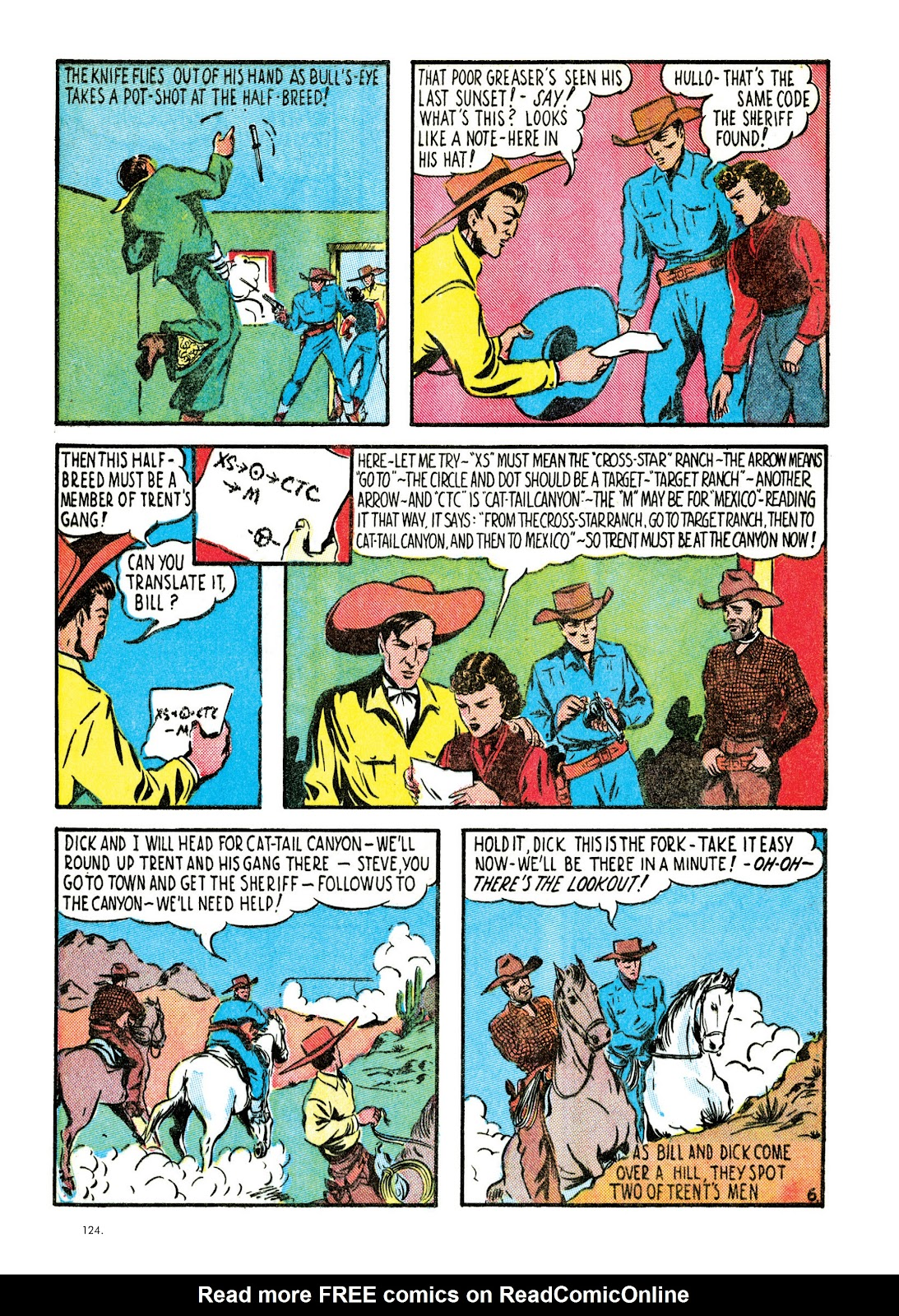 Read online The Bill Everett Archives comic -  Issue # TPB 1 (Part 2) - 24