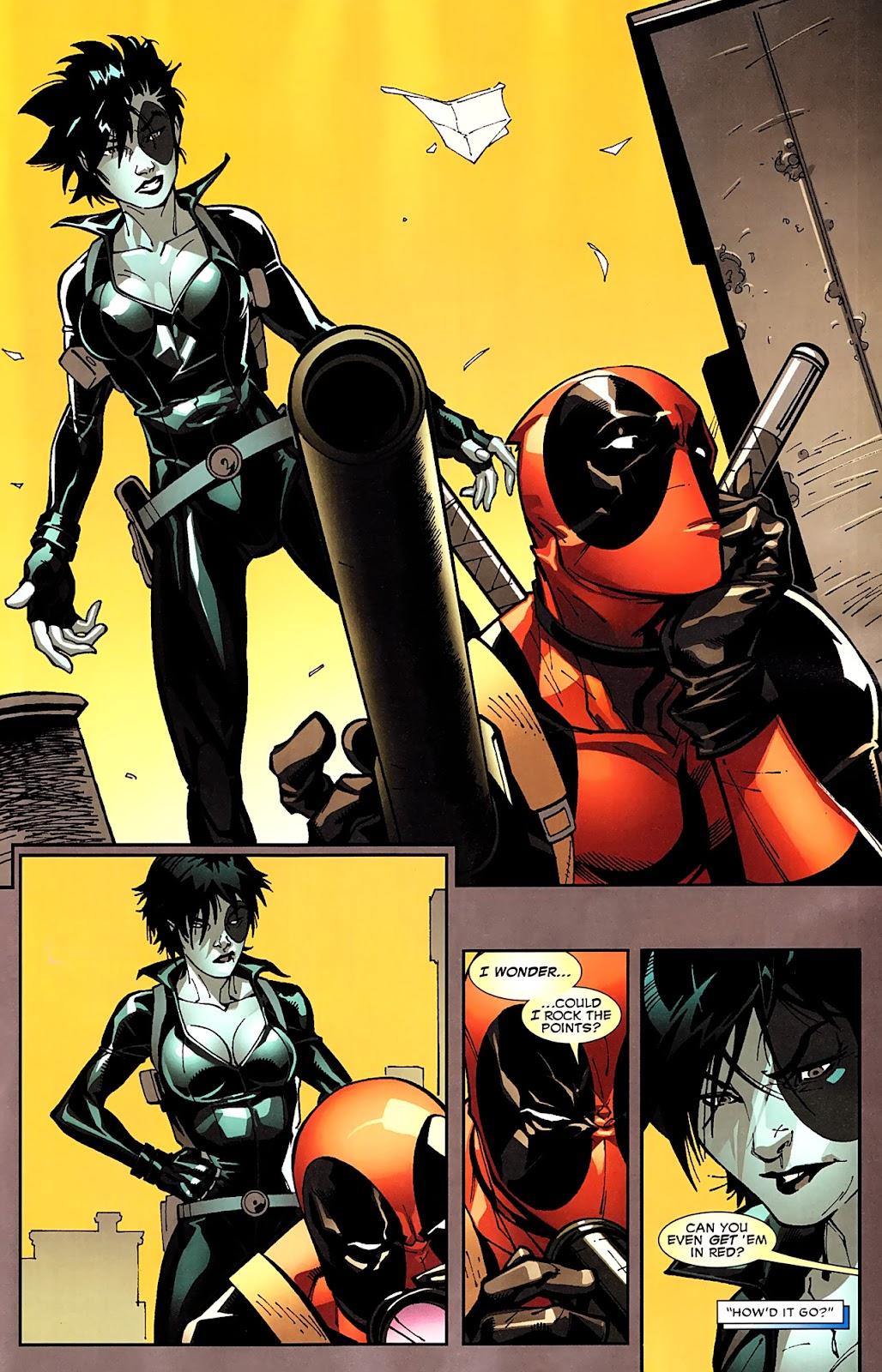 Read online Deadpool (2008) comic -  Issue #16 - 15