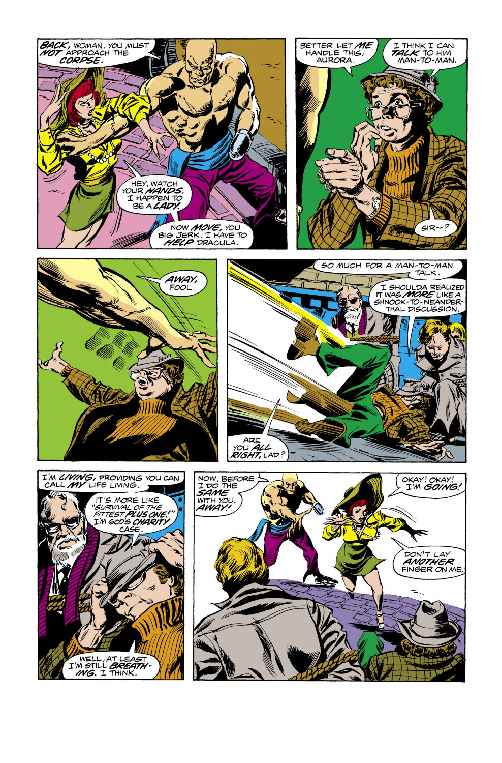 Tomb of Dracula (1972) issue 39 - Page 13