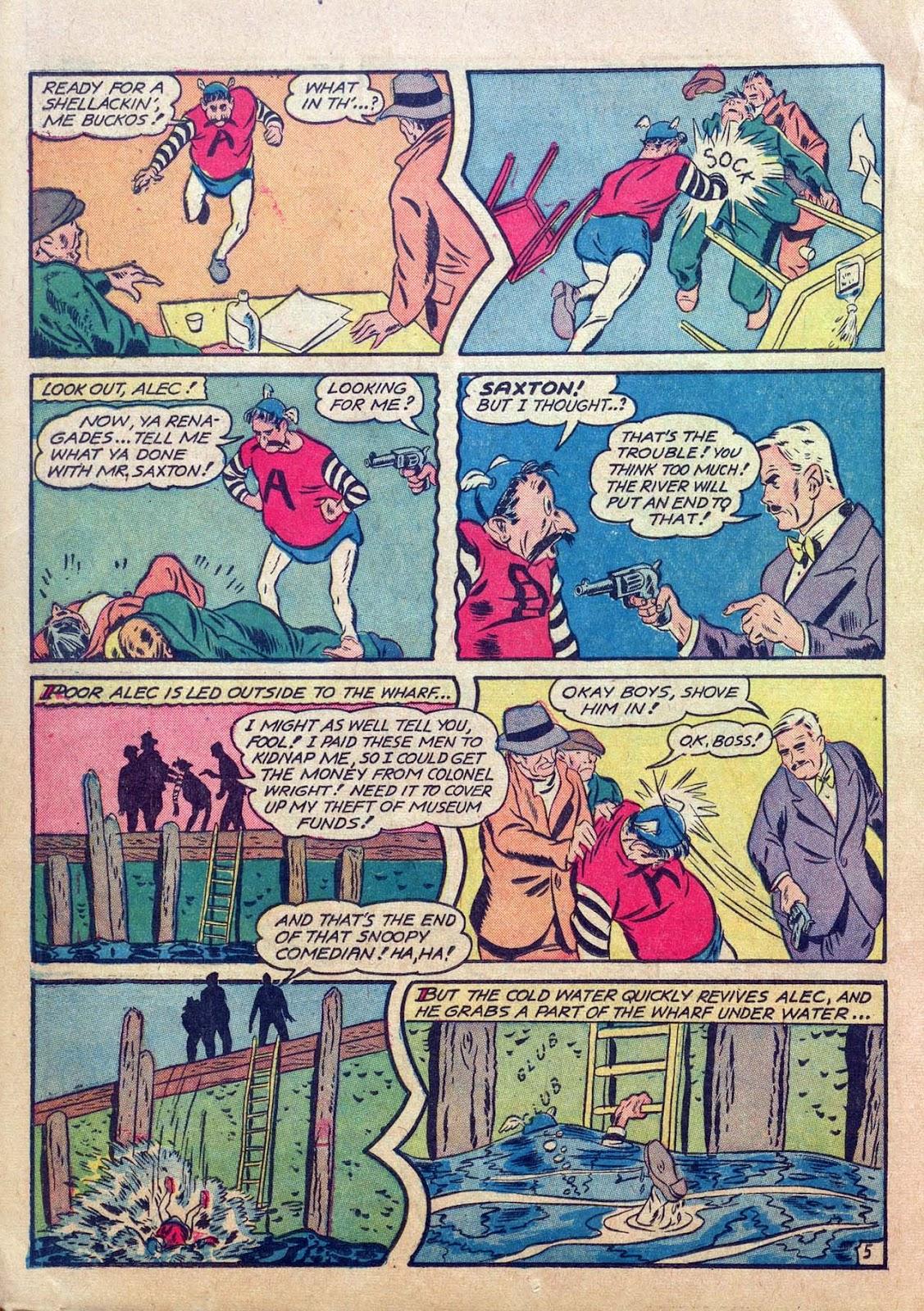 Read online Joker Comics comic -  Issue #1 - 40