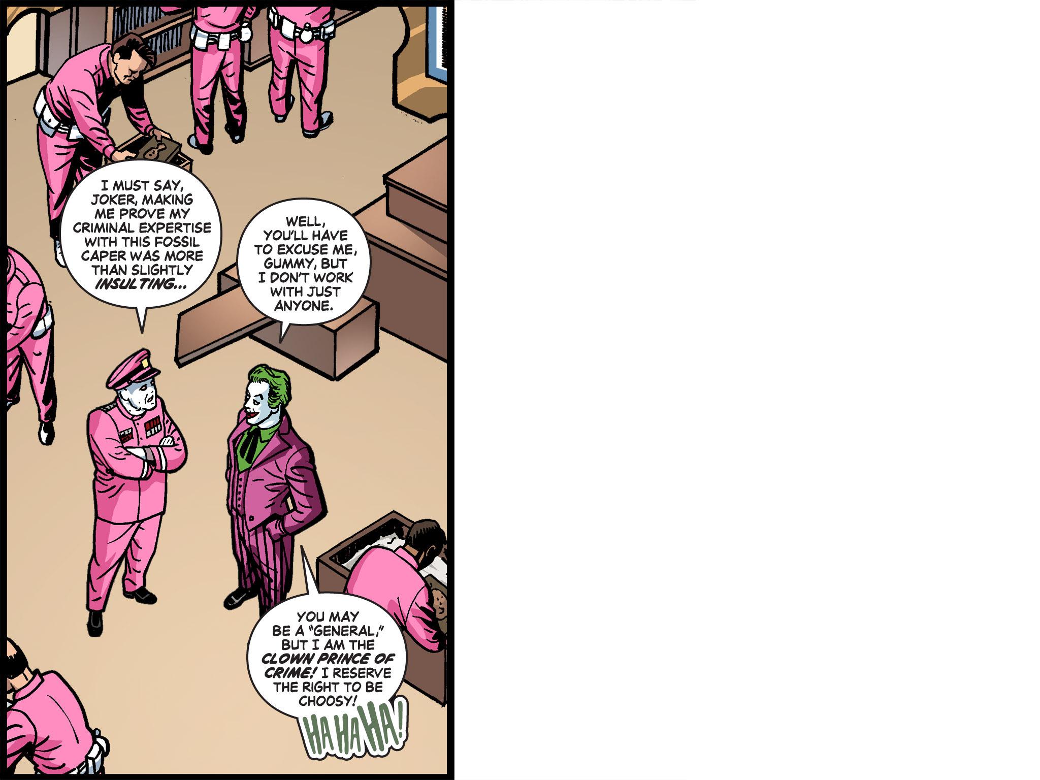 Read online Batman '66 Meets the Green Hornet [II] comic -  Issue #4 - 4