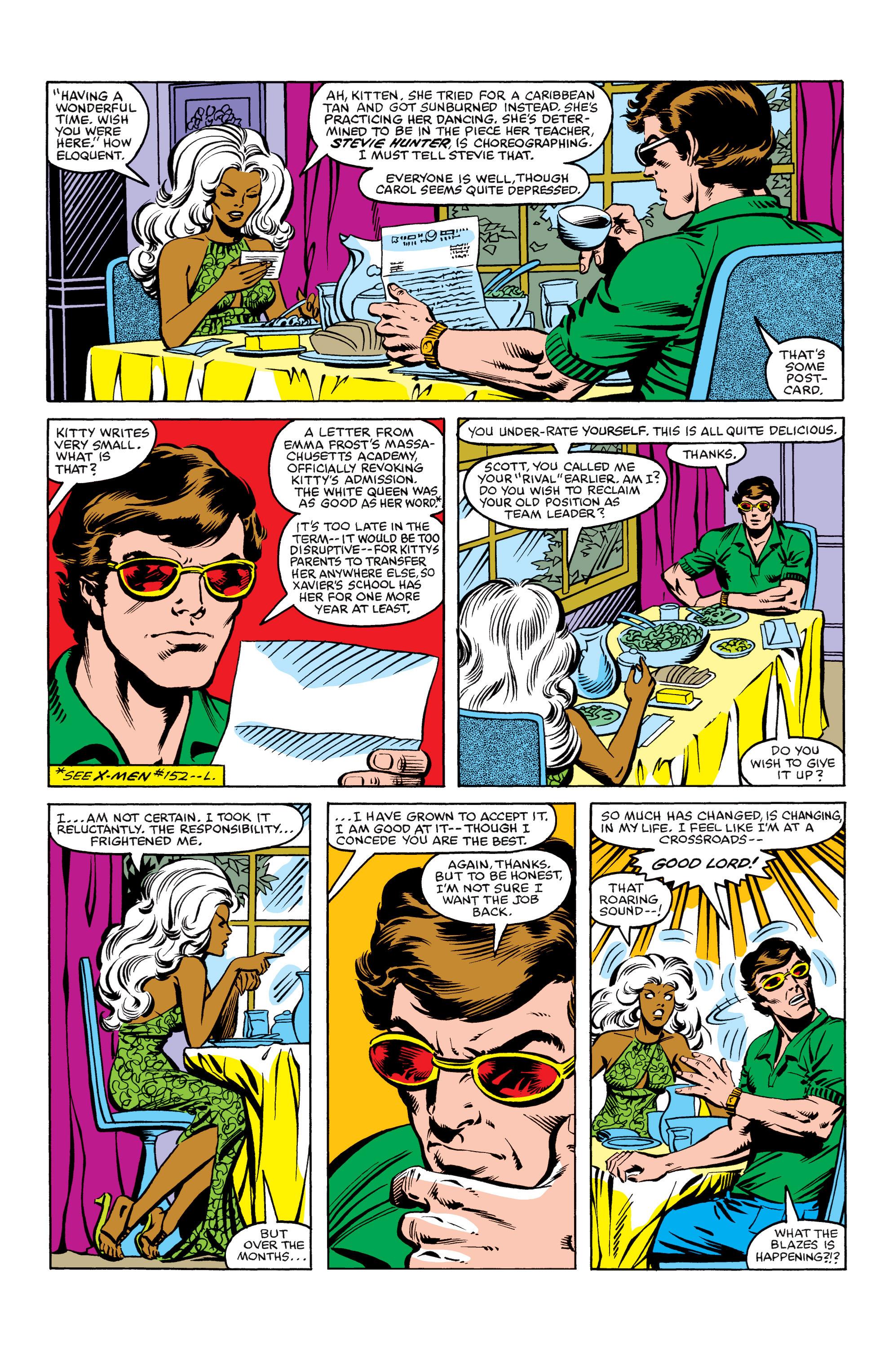 Read online Uncanny X-Men (1963) comic -  Issue #154 - 9