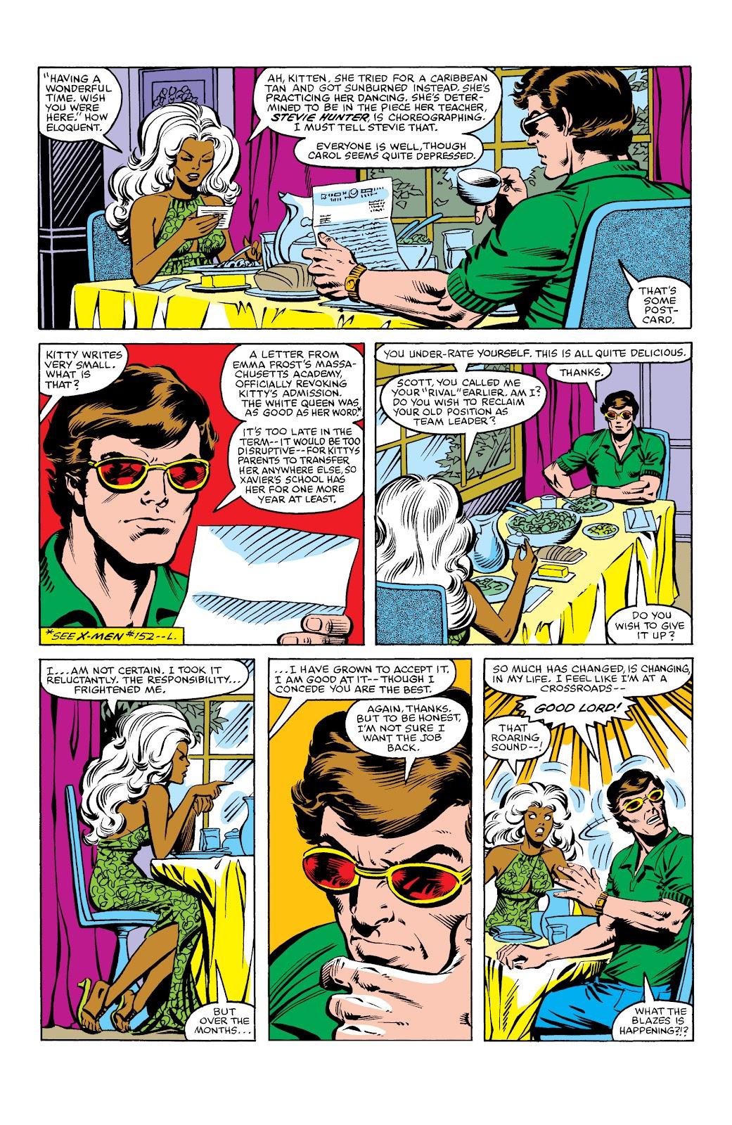 Uncanny X-Men (1963) issue 154 - Page 9