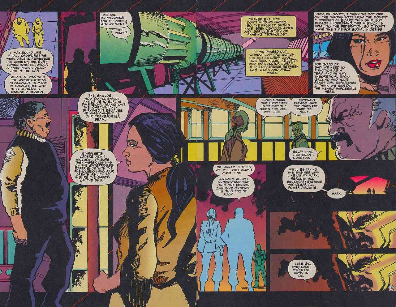Read online Star Trek (1989) comic -  Issue # _Special 2 - 16