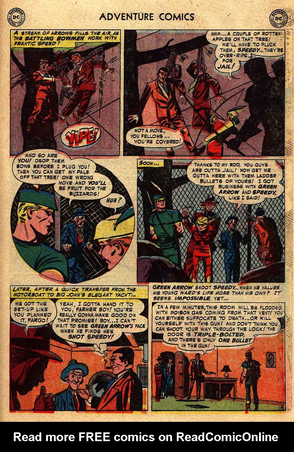 Read online Adventure Comics (1938) comic -  Issue #175 - 39