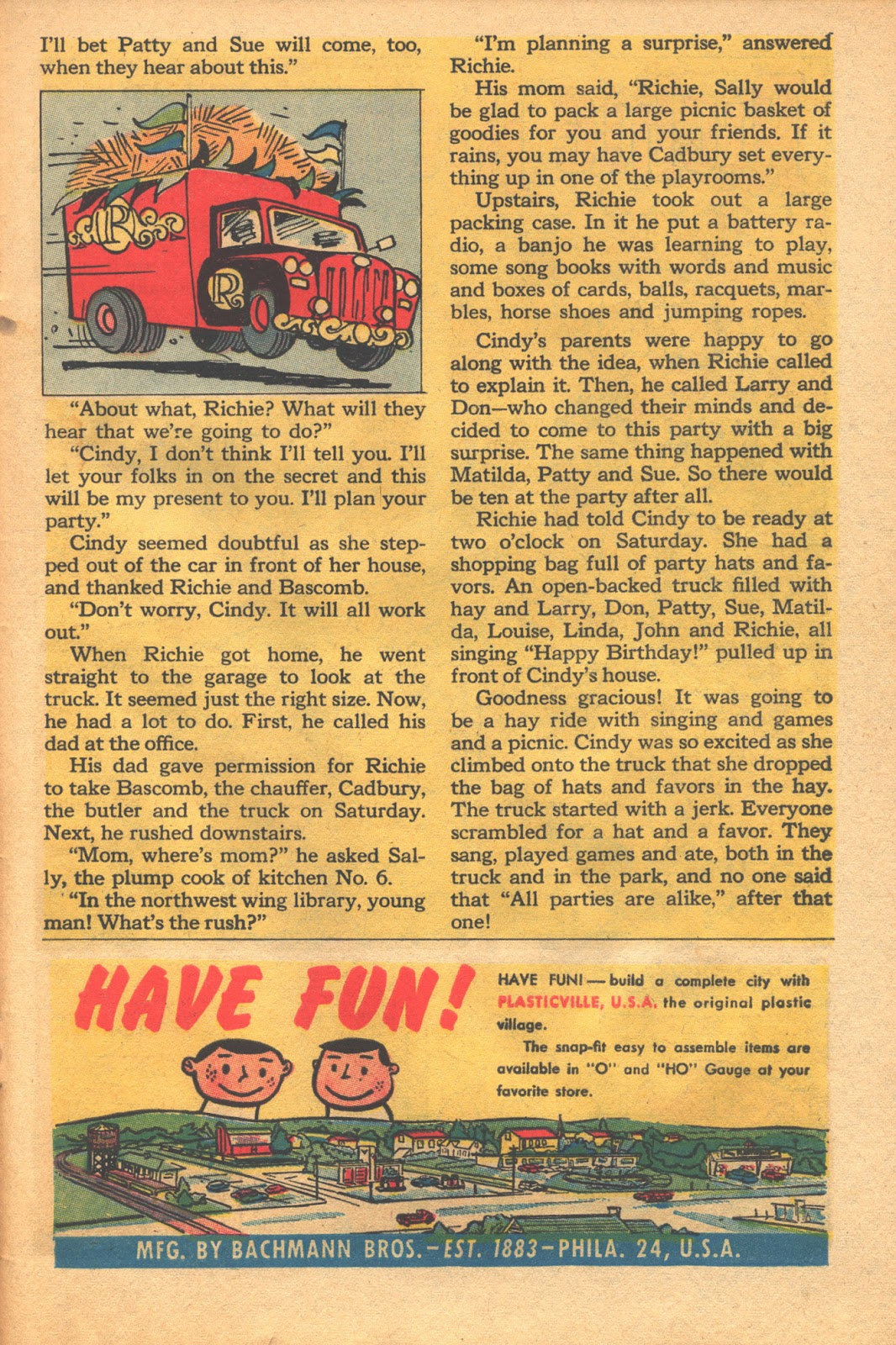 Little Dot (1953) issue 103 - Page 27
