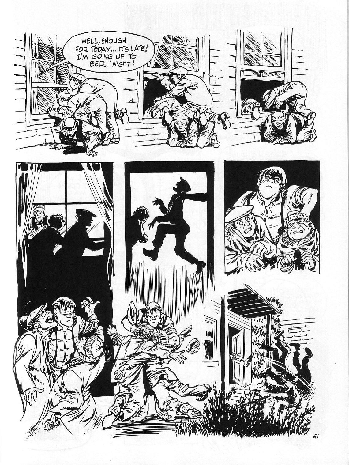 Read online Dropsie Avenue, The Neighborhood comic -  Issue # Full - 53