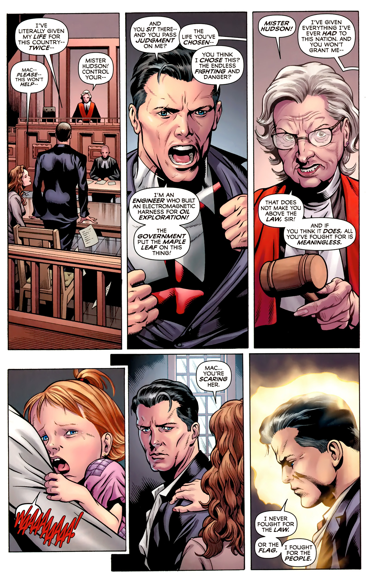 Read online Alpha Flight (2011) comic -  Issue #2 - 5