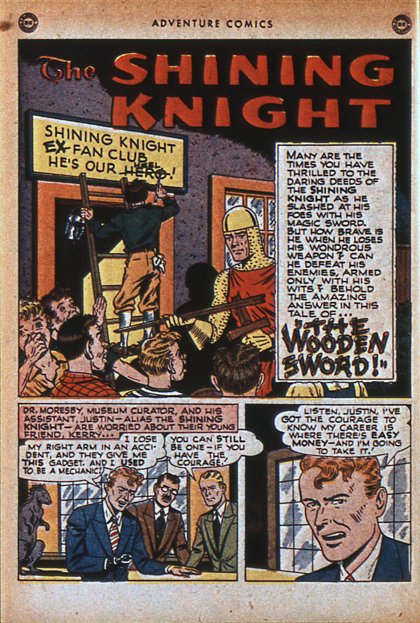 Read online Adventure Comics (1938) comic -  Issue #116 - 23