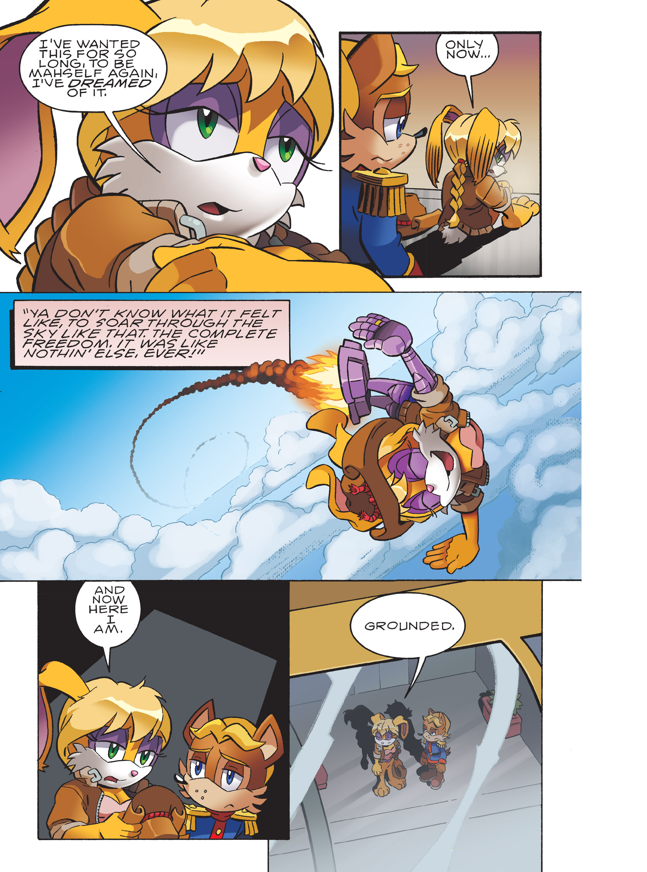 Read online Sonic Super Digest comic -  Issue #8 - 85