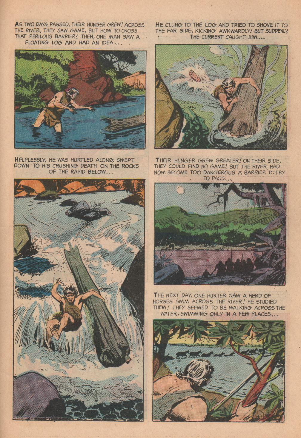 Read online Turok, Son of Stone comic -  Issue #55 - 21