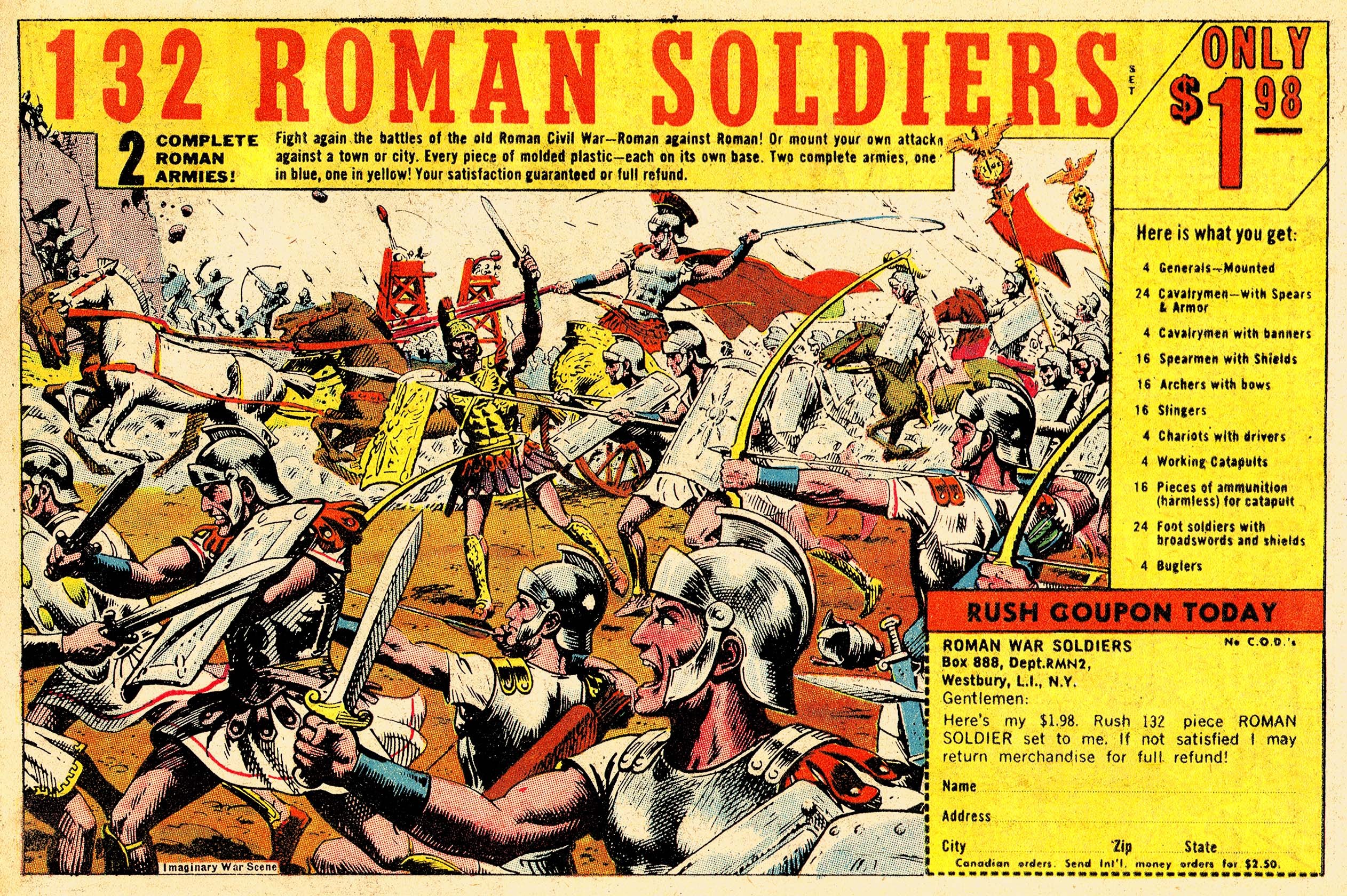 Read online Secret Six (1968) comic -  Issue #4 - 33