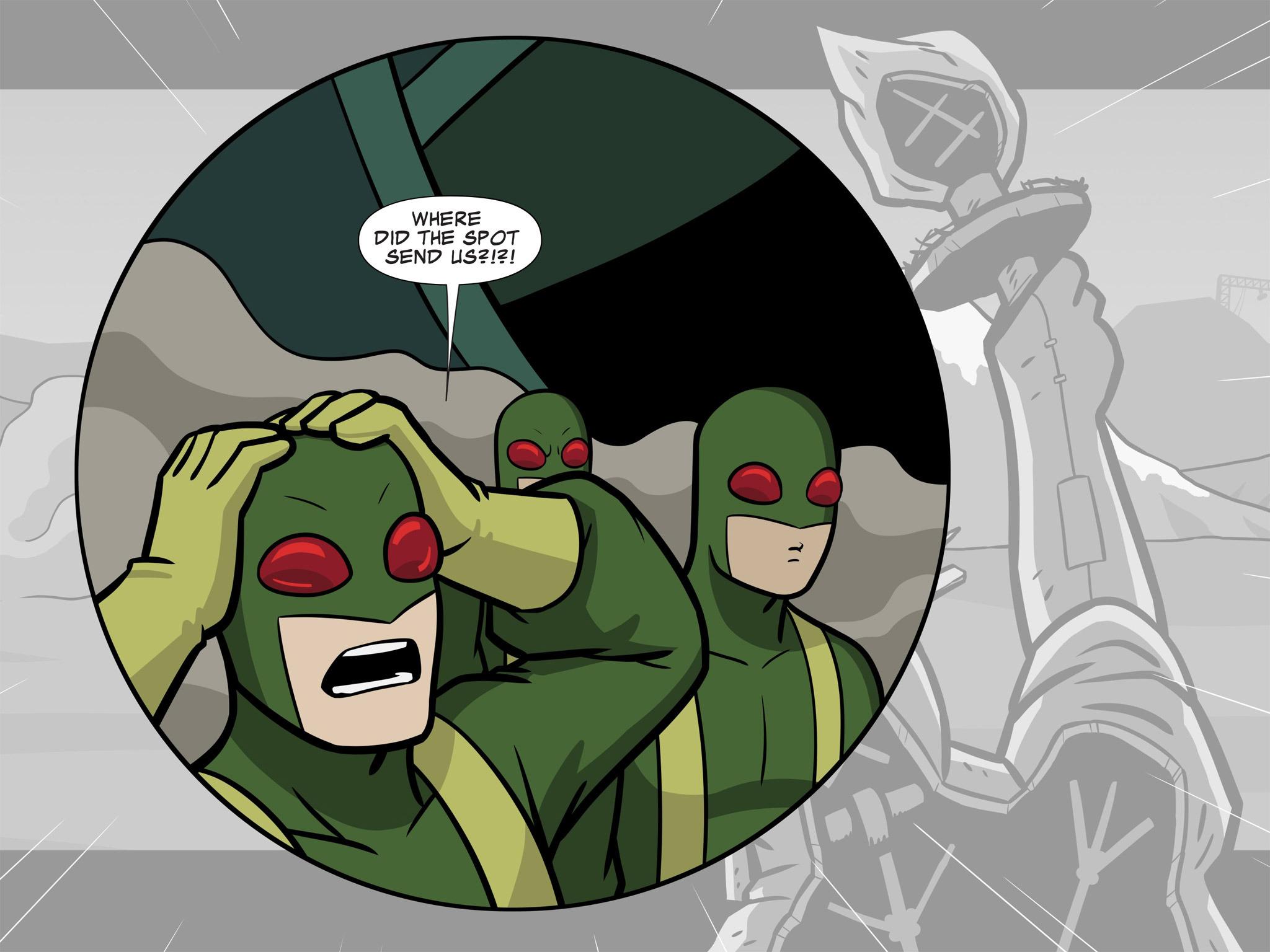 Read online Ultimate Spider-Man (Infinite Comics) (2015) comic -  Issue #11 - 38