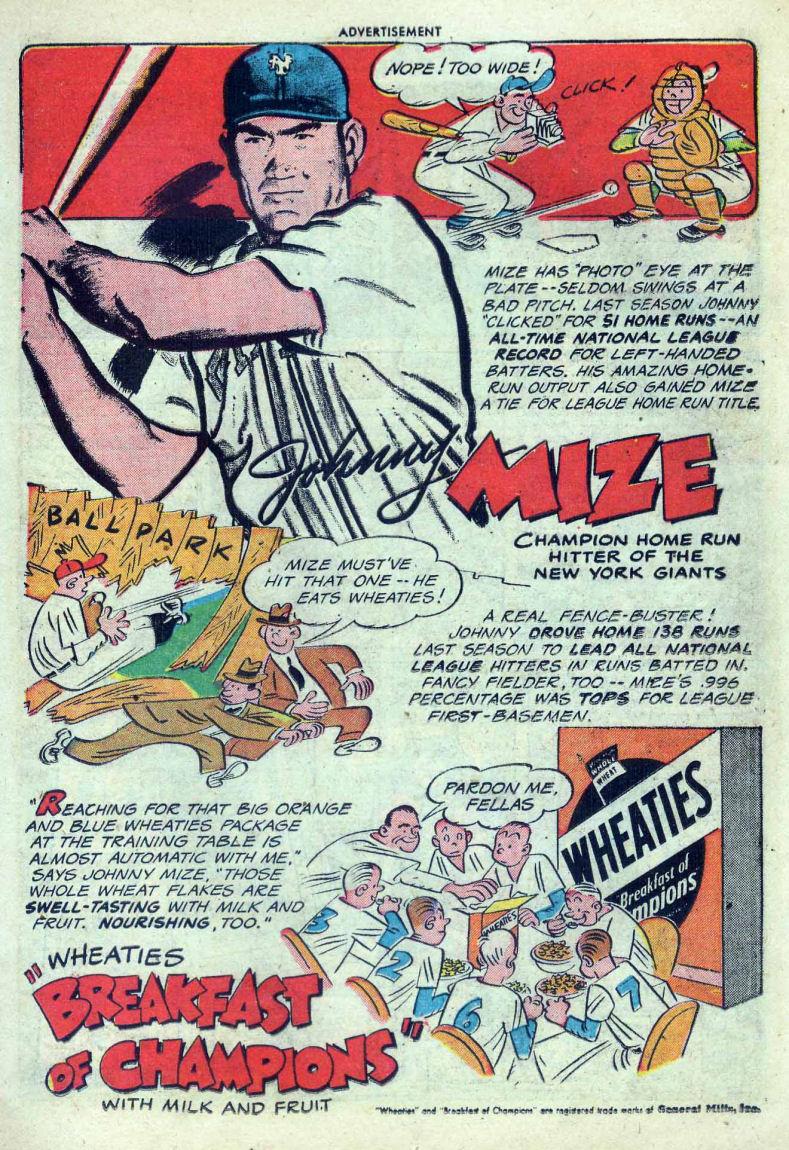 Read online Sensation (Mystery) Comics comic -  Issue #82 - 15