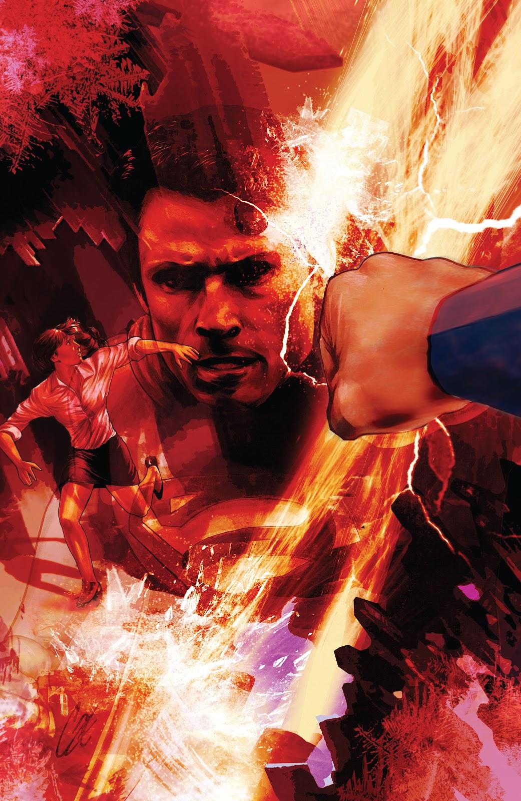 Read online Smallville Season 11 [II] comic -  Issue # TPB 8 - 79