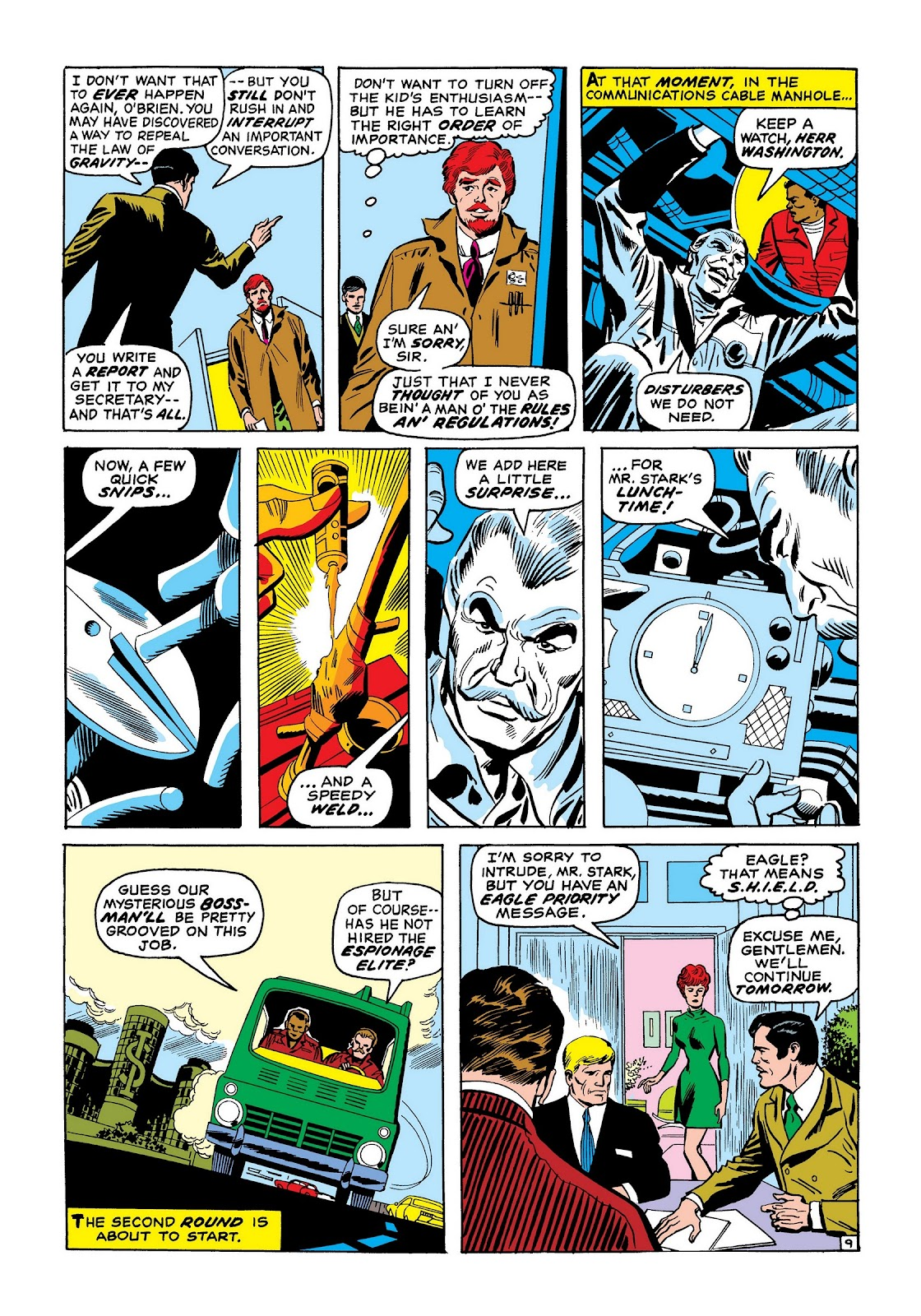 Read online Marvel Masterworks: The Invincible Iron Man comic -  Issue # TPB 7 (Part 2) - 58