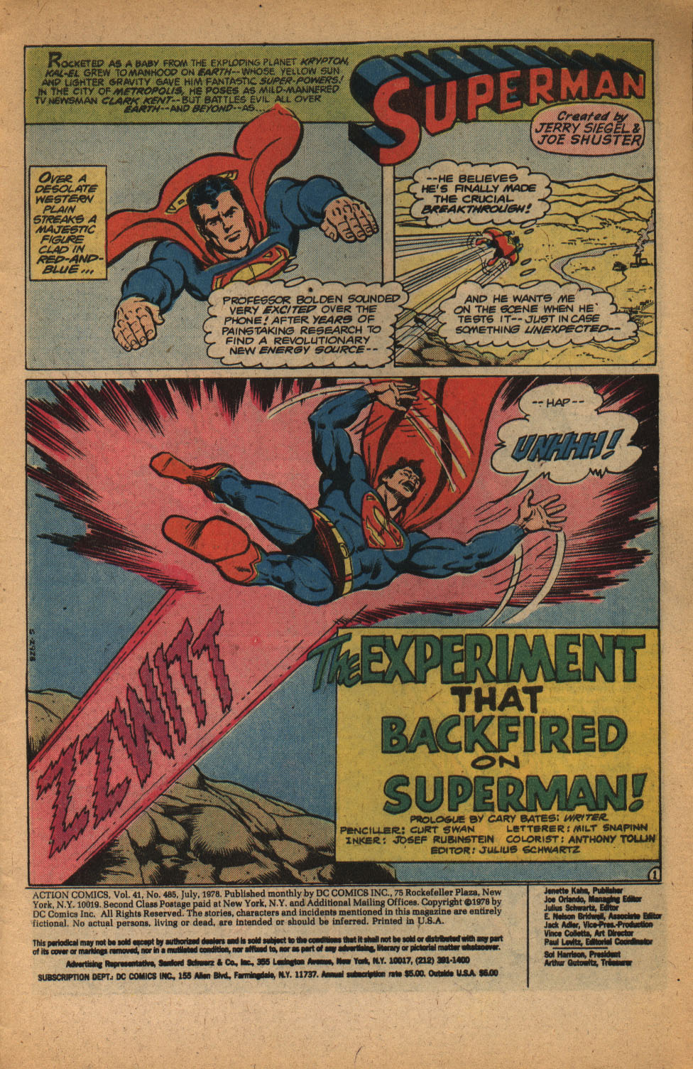Read online Action Comics (1938) comic -  Issue #485 - 3
