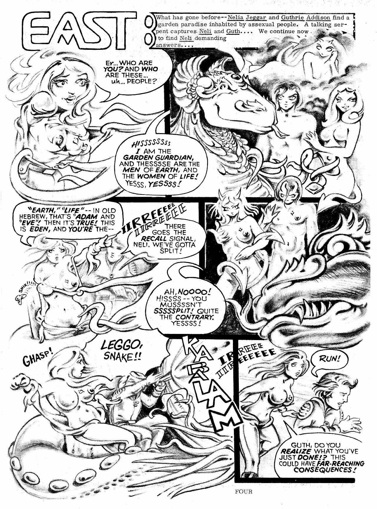 Read online Star*Reach comic -  Issue #14 - 7