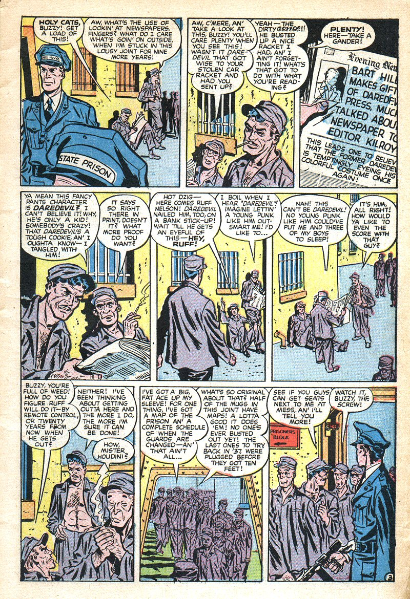 Daredevil (1941) issue 44 - Page 7