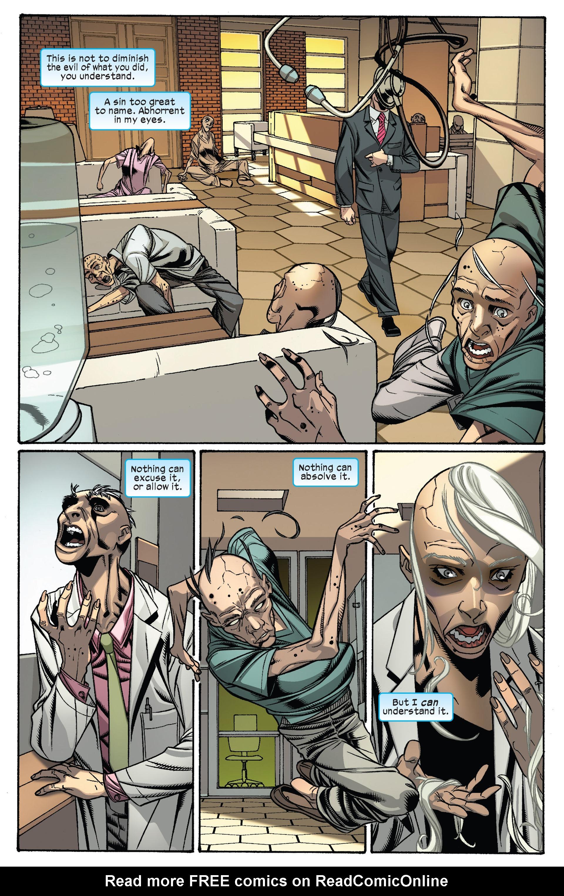 Read online Ultimate Comics X-Men comic -  Issue #12 - 8