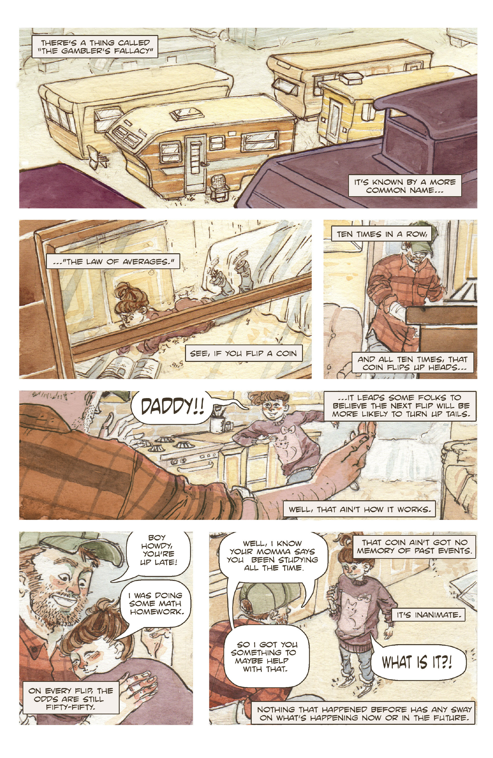 Read online Shutter comic -  Issue #11 - 26