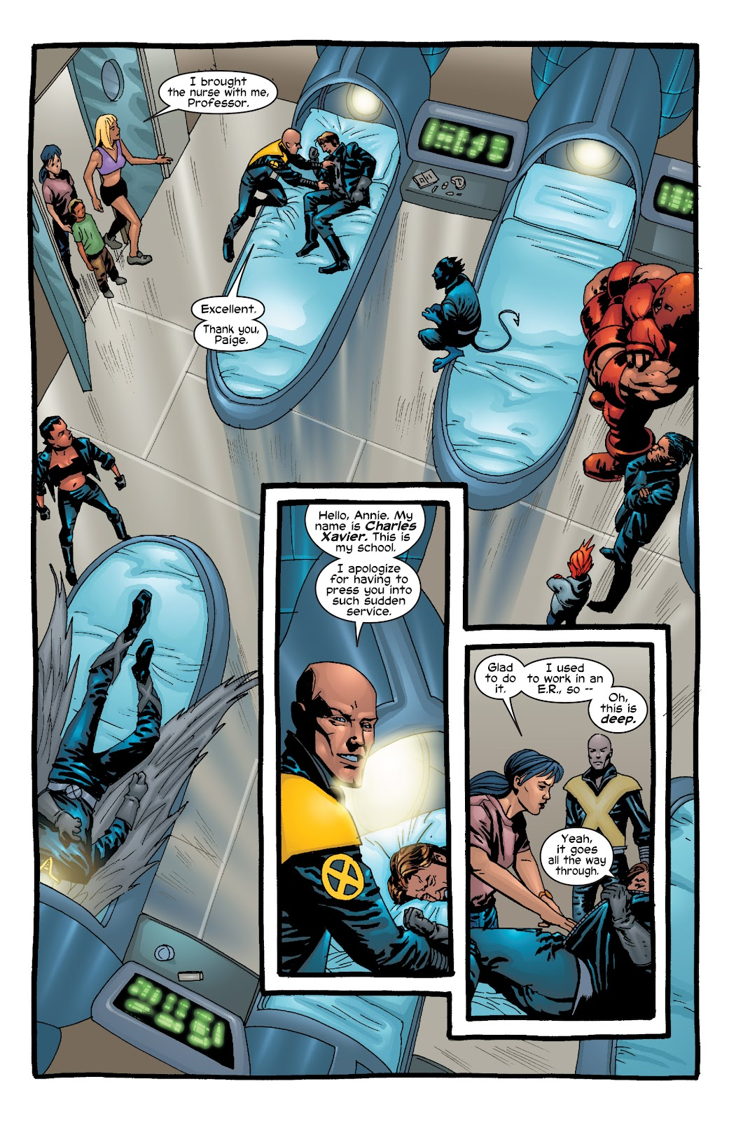 Read online X-Men: Unstoppable comic -  Issue # TPB (Part 1) - 81