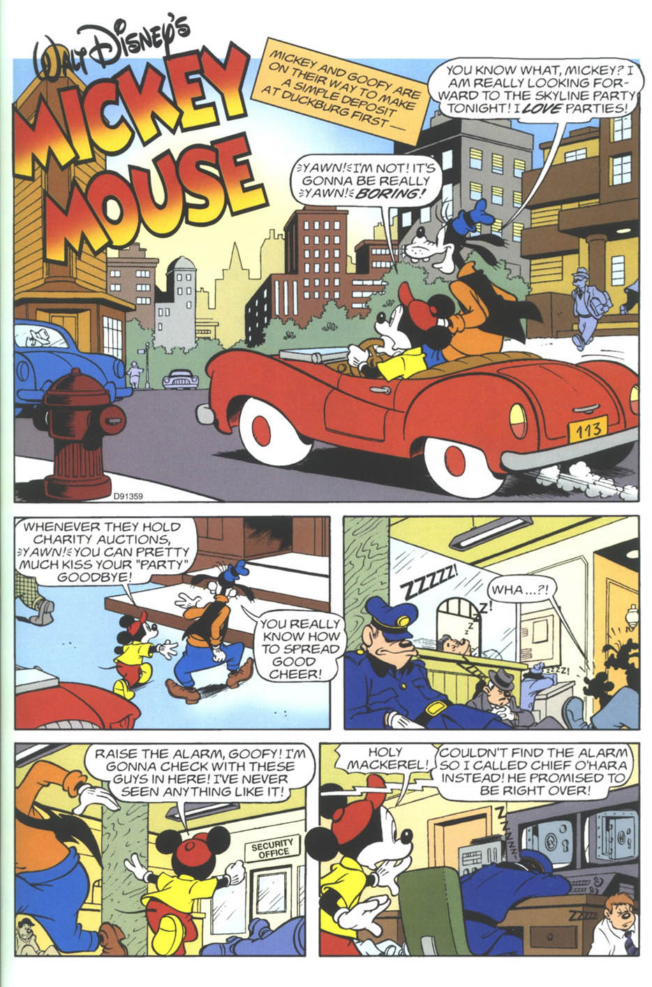 Walt Disney's Comics and Stories issue 609 - Page 49