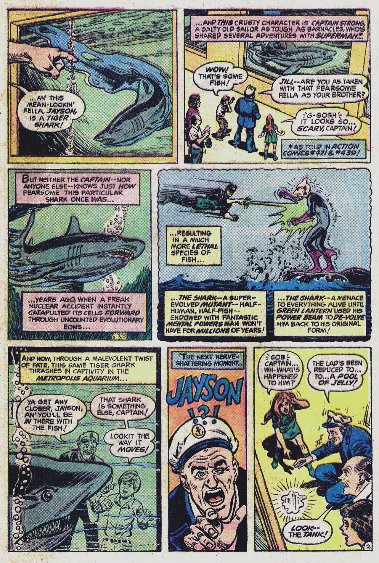 Action Comics (1938) 456 Page 3