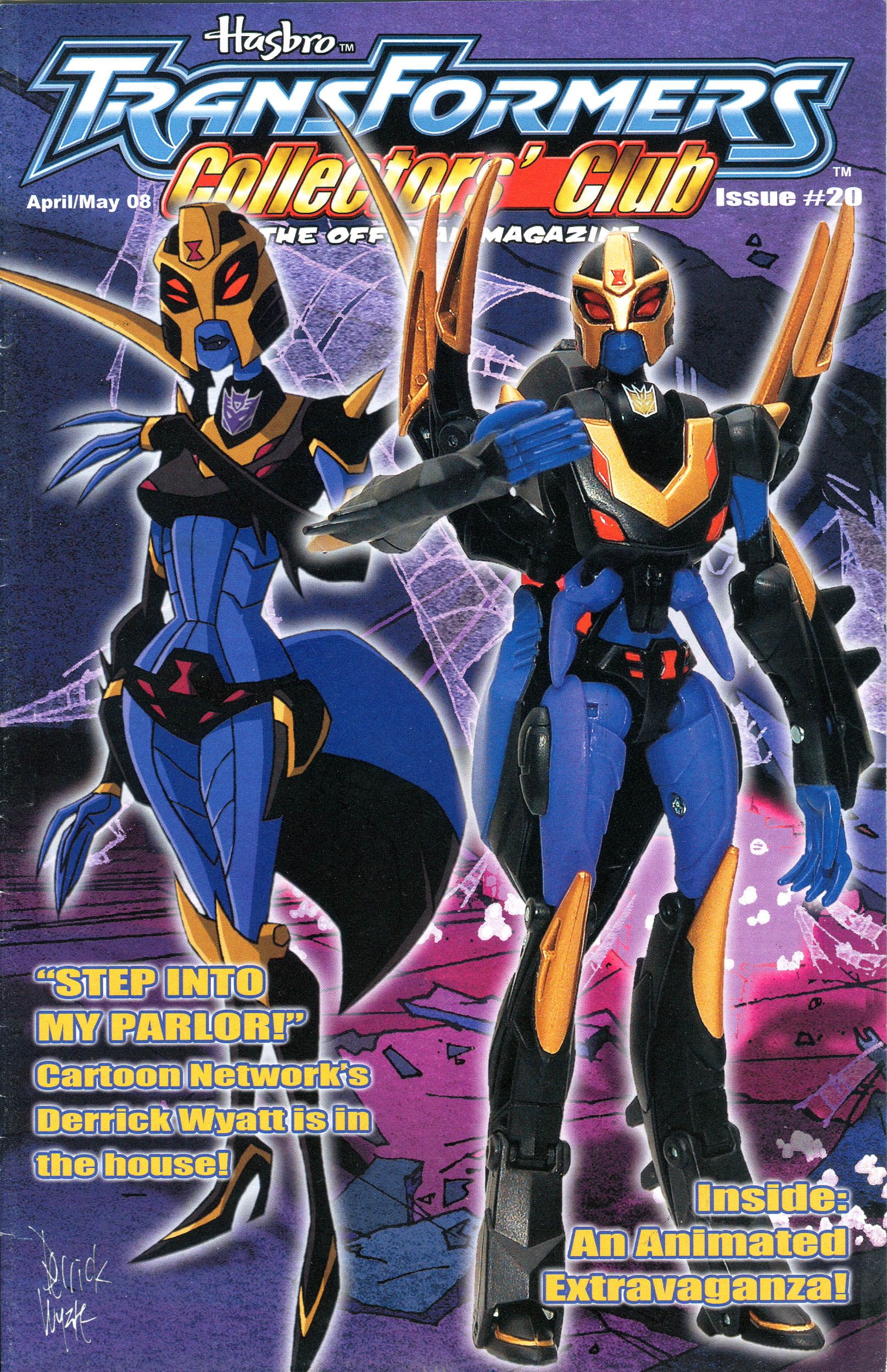 Read online Transformers: Collectors' Club comic -  Issue #20 - 1