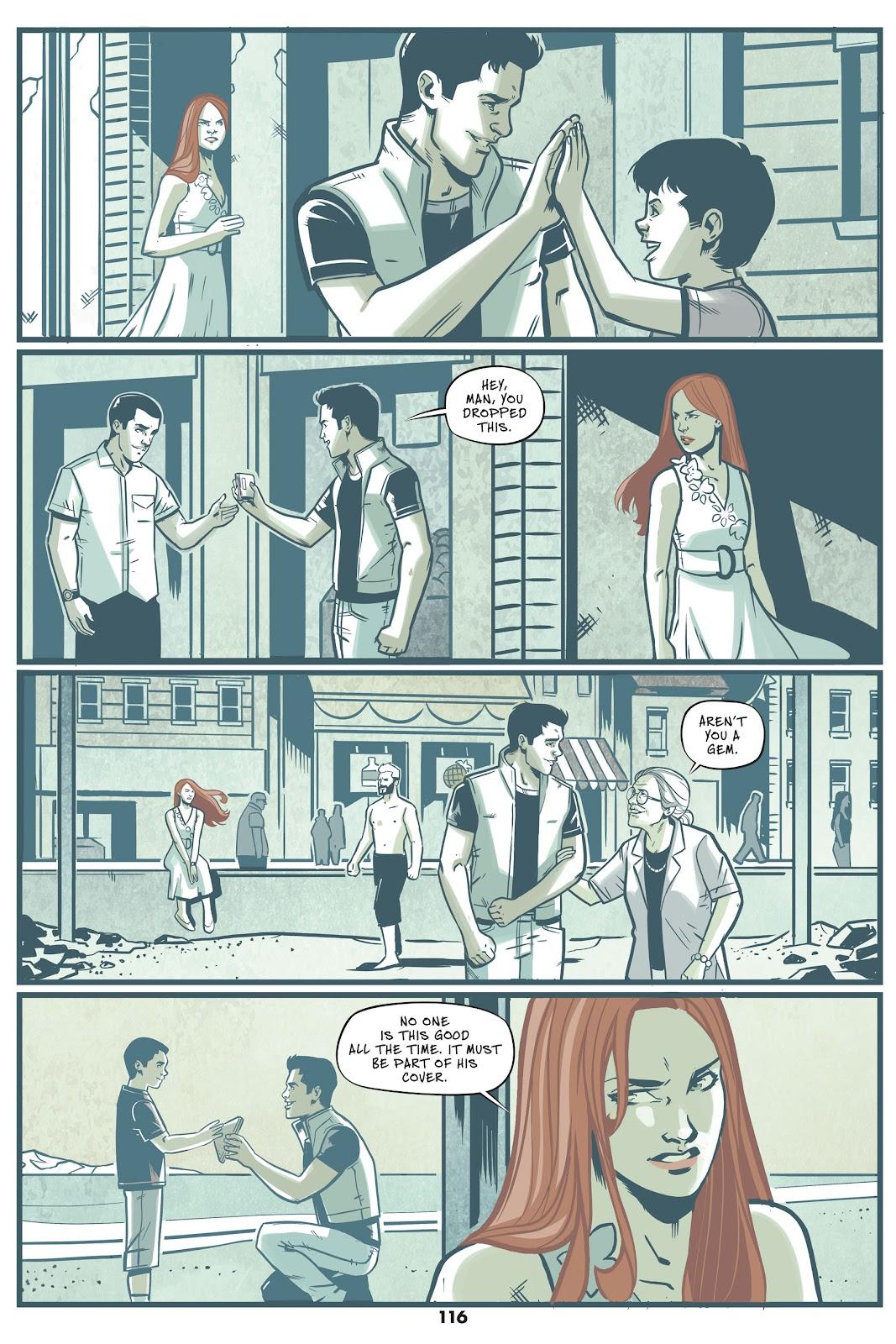 Read online Mera: Tidebreaker comic -  Issue # TPB (Part 2) - 16