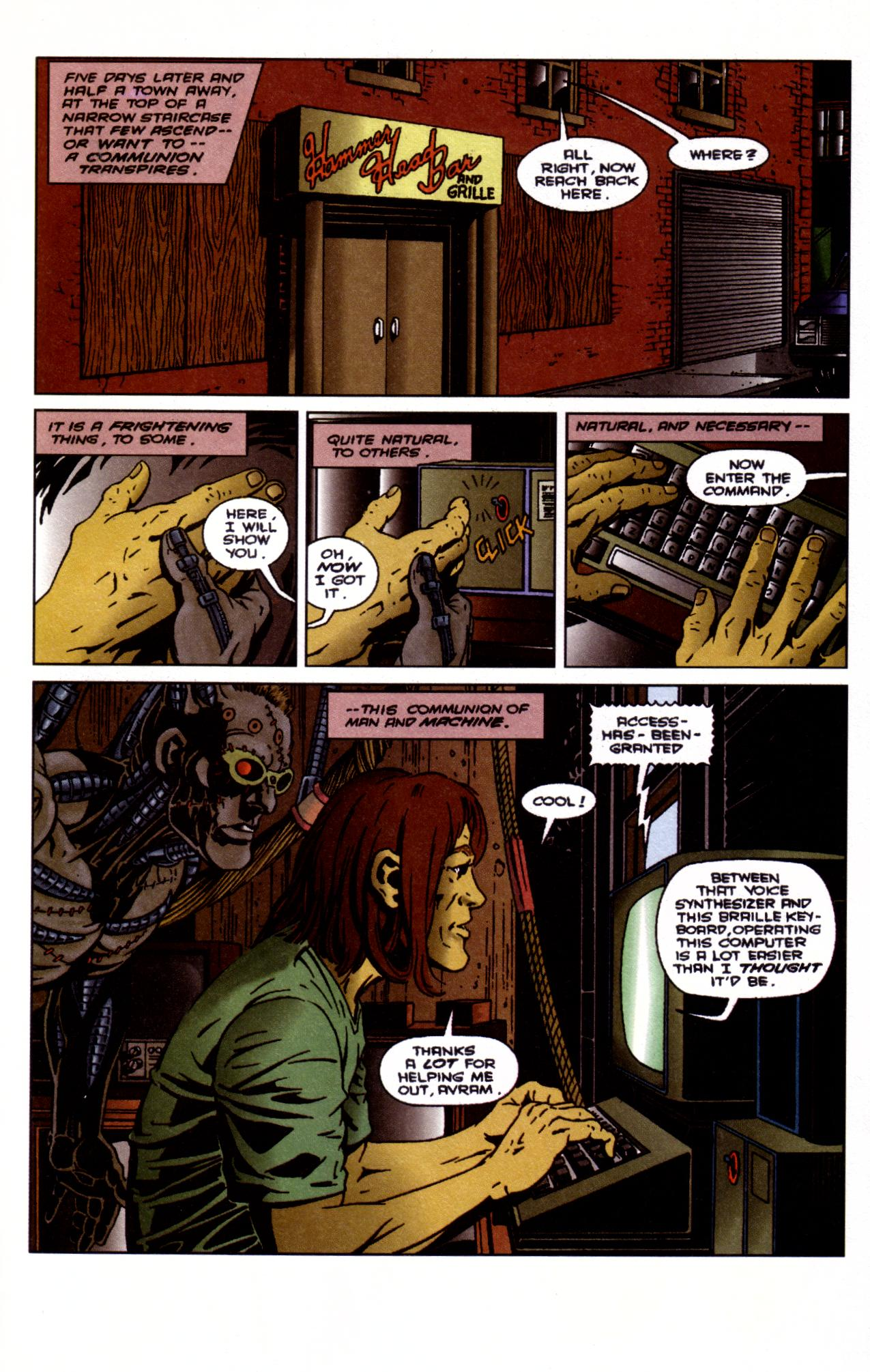 Barb Wire (1994) issue 4 - Page 8