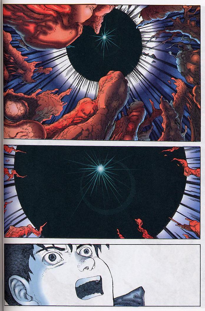 Read online Akira comic -  Issue #36 - 47