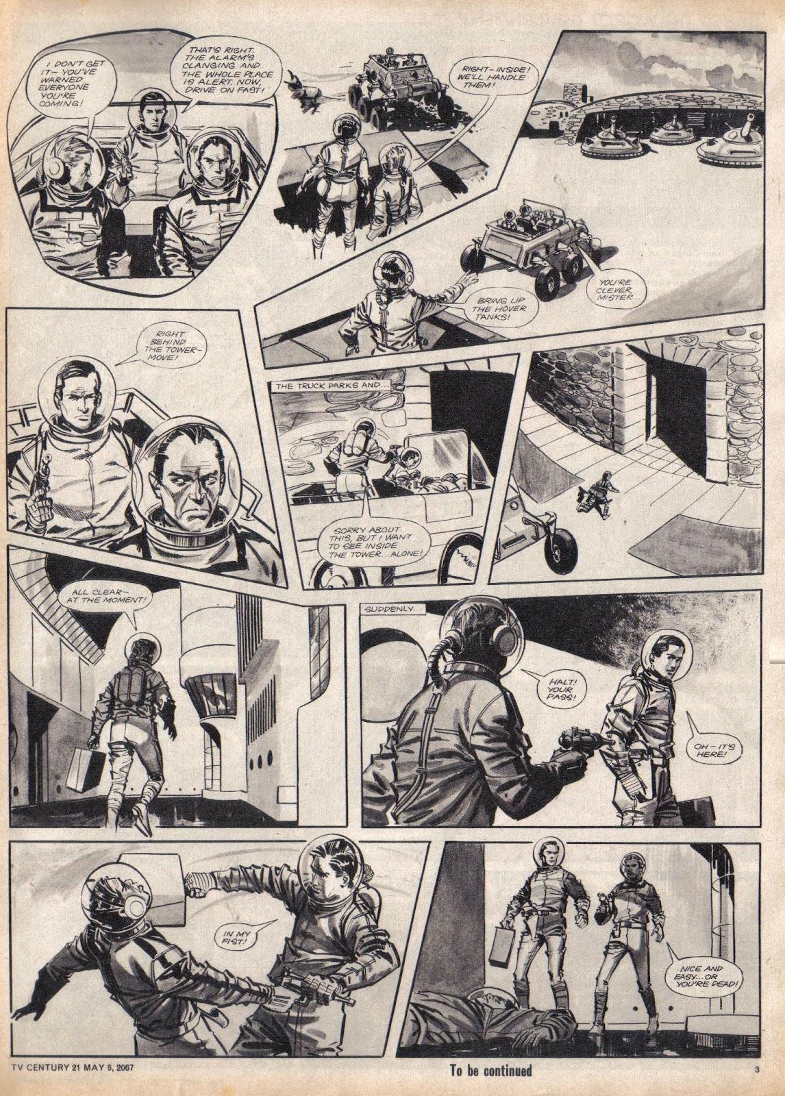 TV Century 21 (TV 21) issue 120 - Page 3