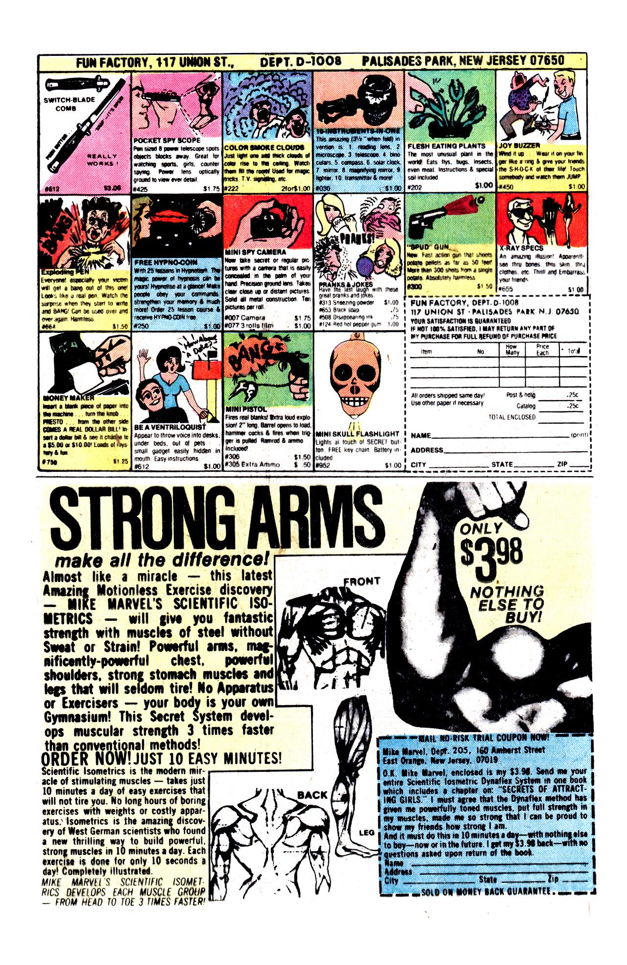 Read online Secret Society of Super-Villains comic -  Issue #15 - 24