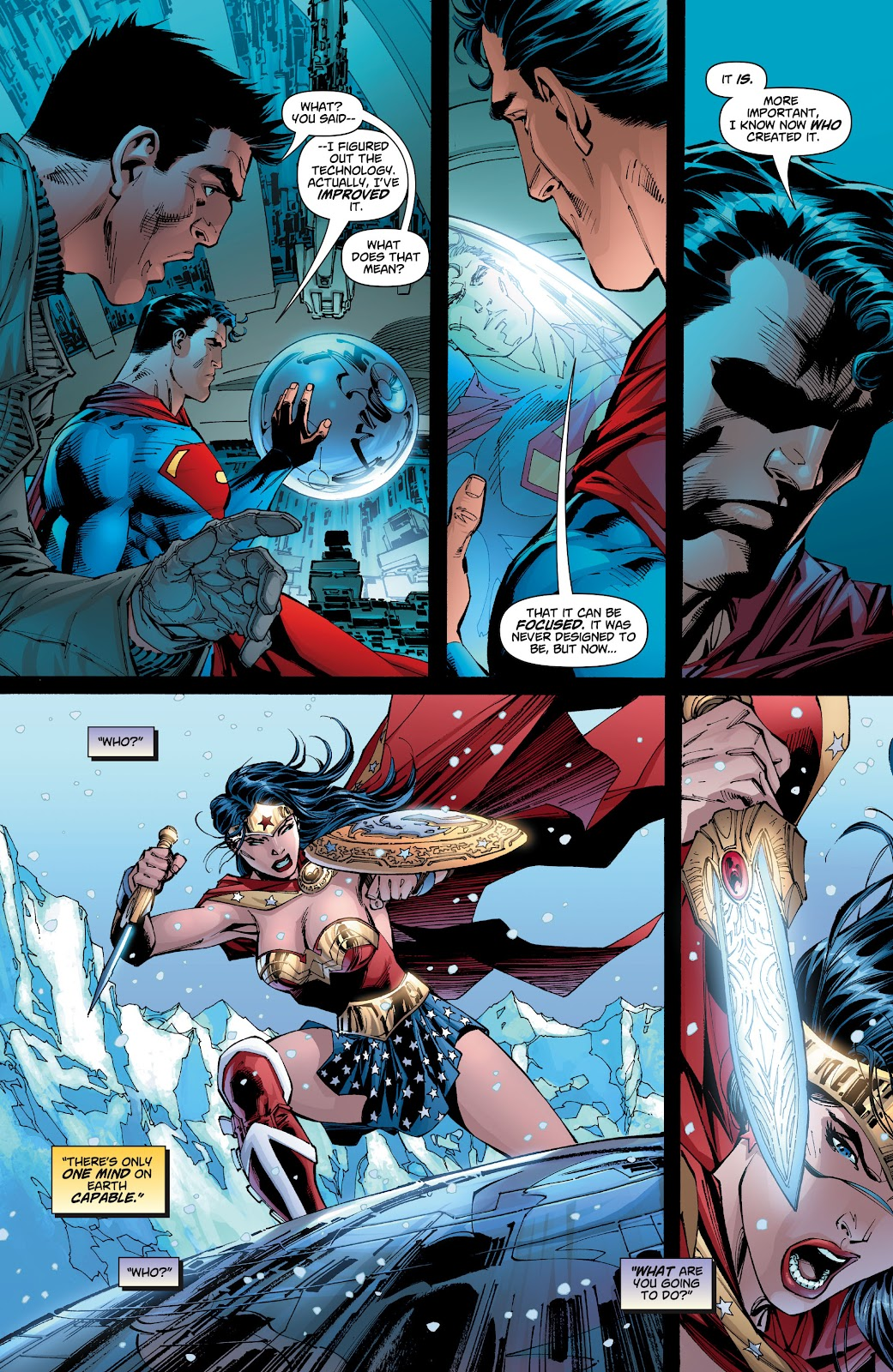 Read online Superman: For Tomorrow comic -  Issue # TPB (Part 2) - 85