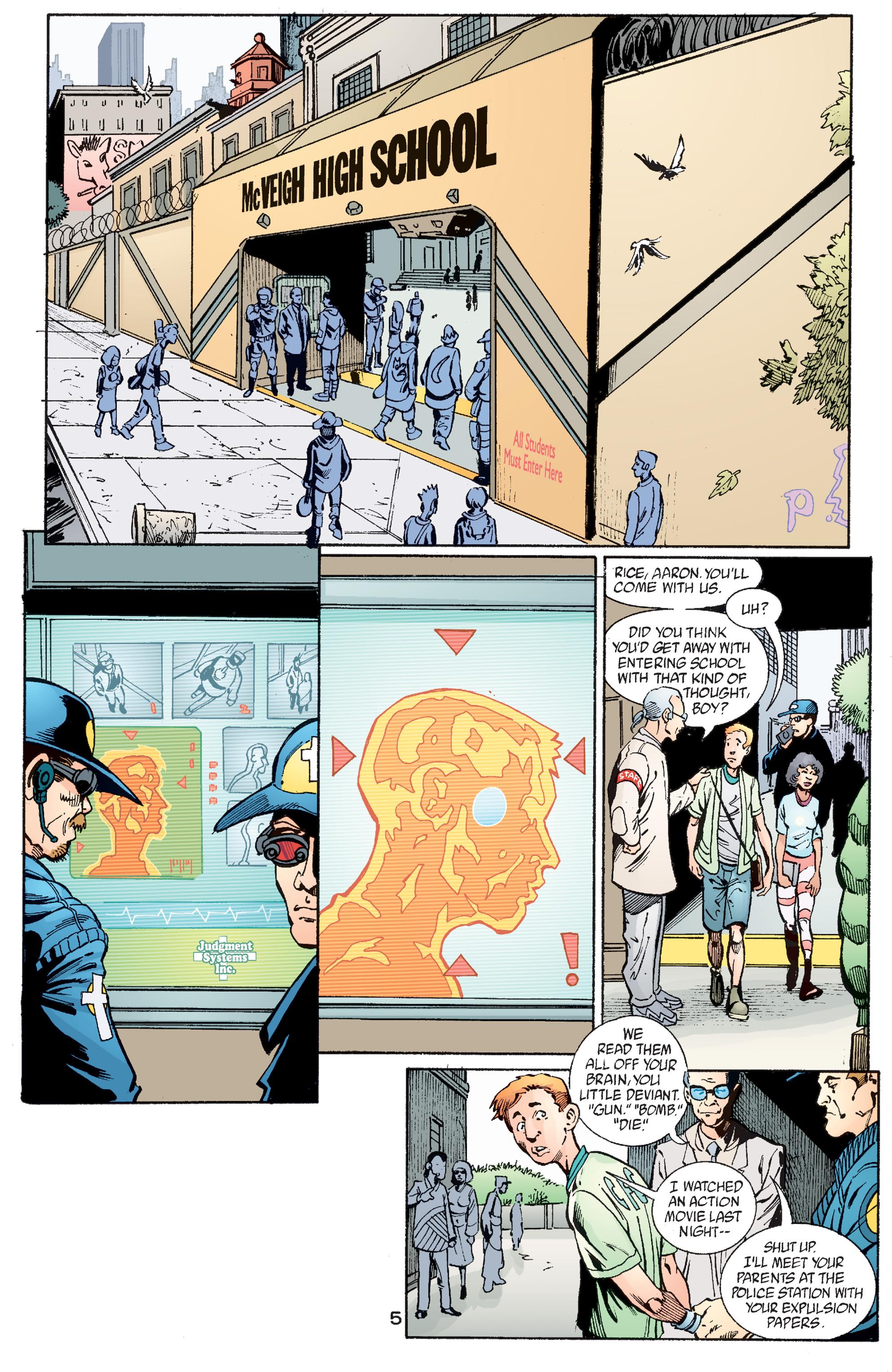 Read online Transmetropolitan comic -  Issue #49 - 6