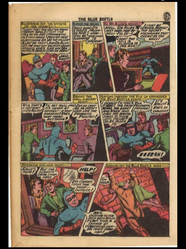 The Blue Beetle issue 35 - Page 10